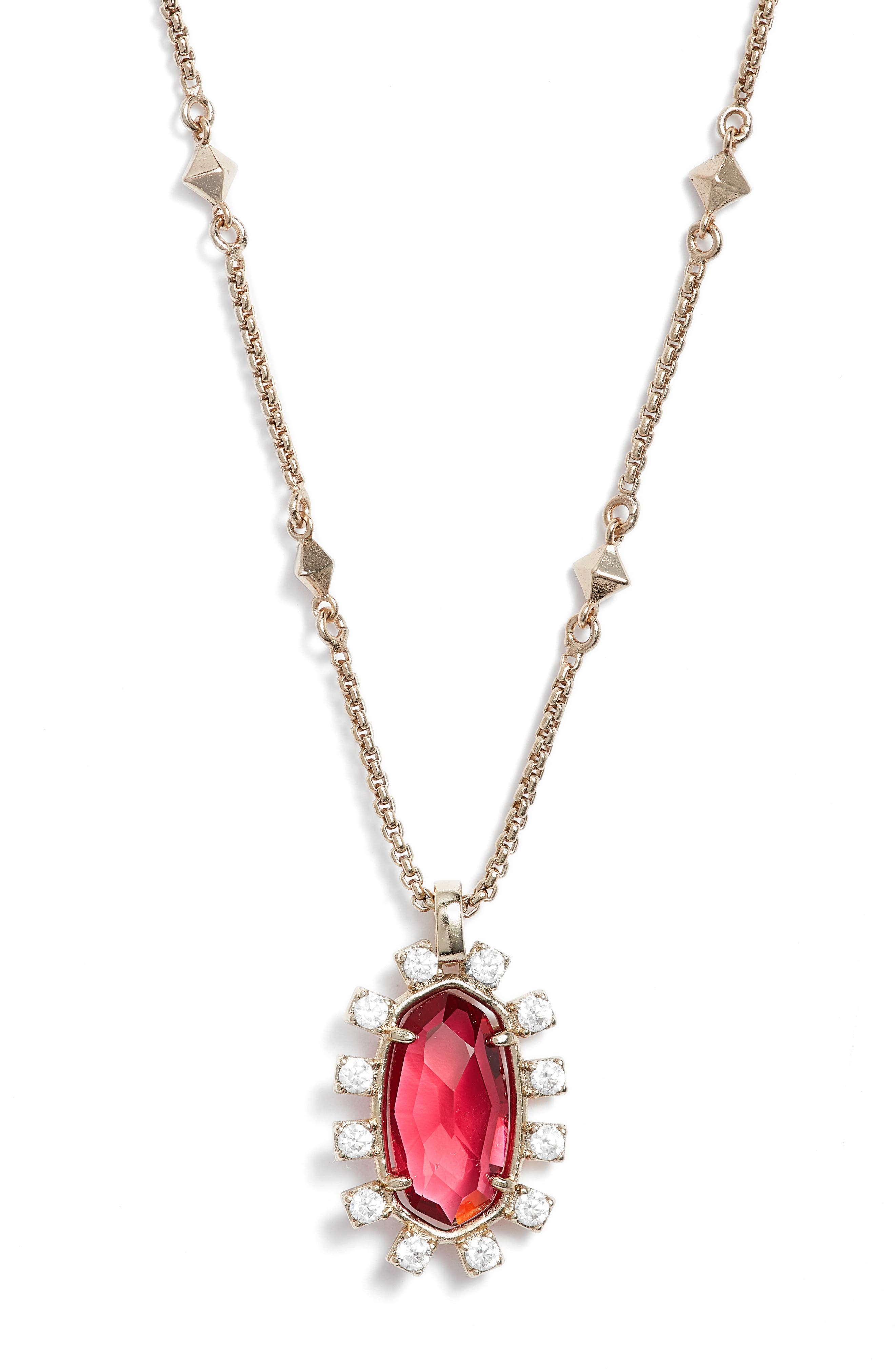 Alternate Image 3  - Kendra Scott Convertible Pendant Necklace