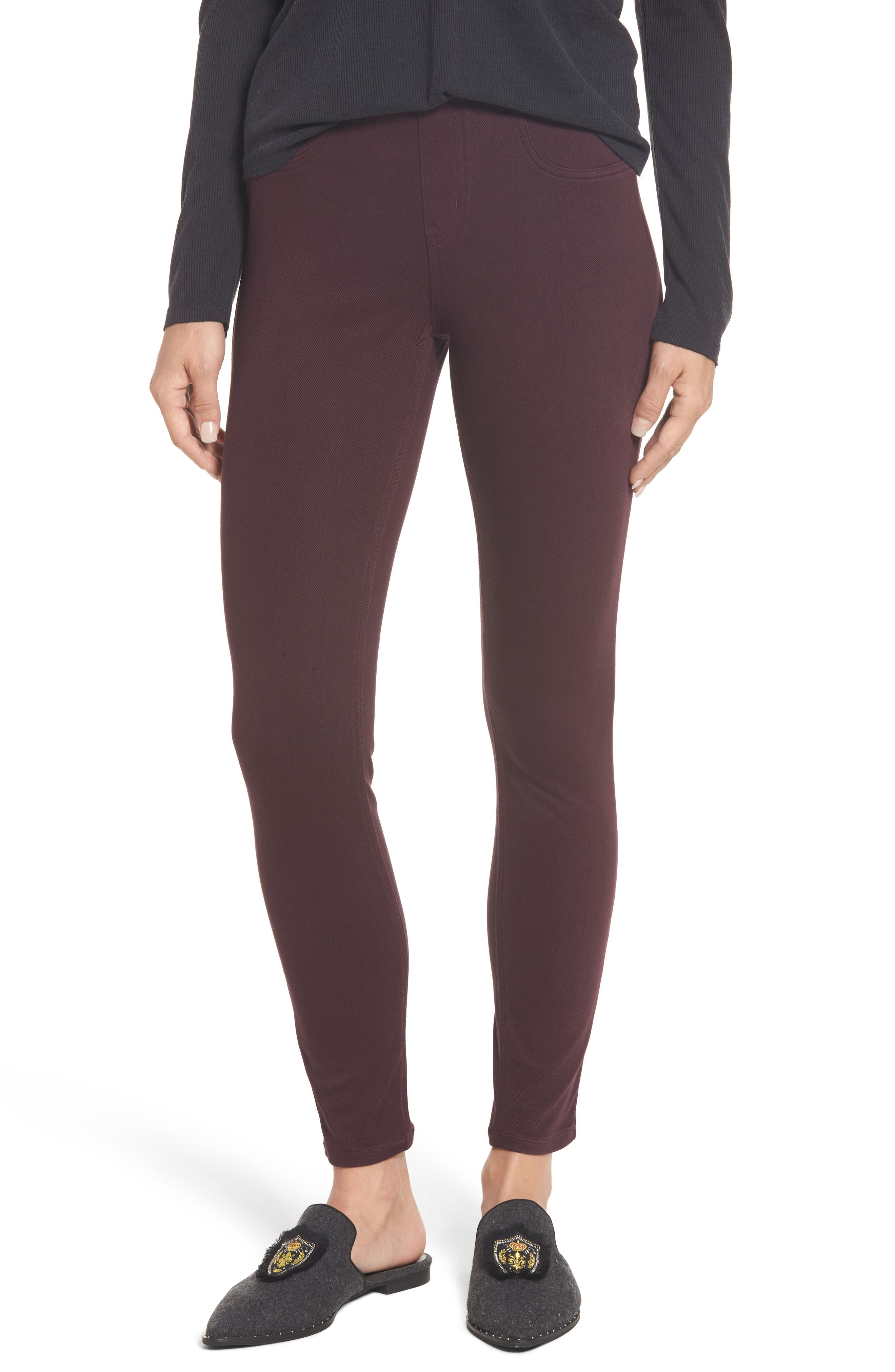 Main Image - SPANX® Jean-ish Leggings