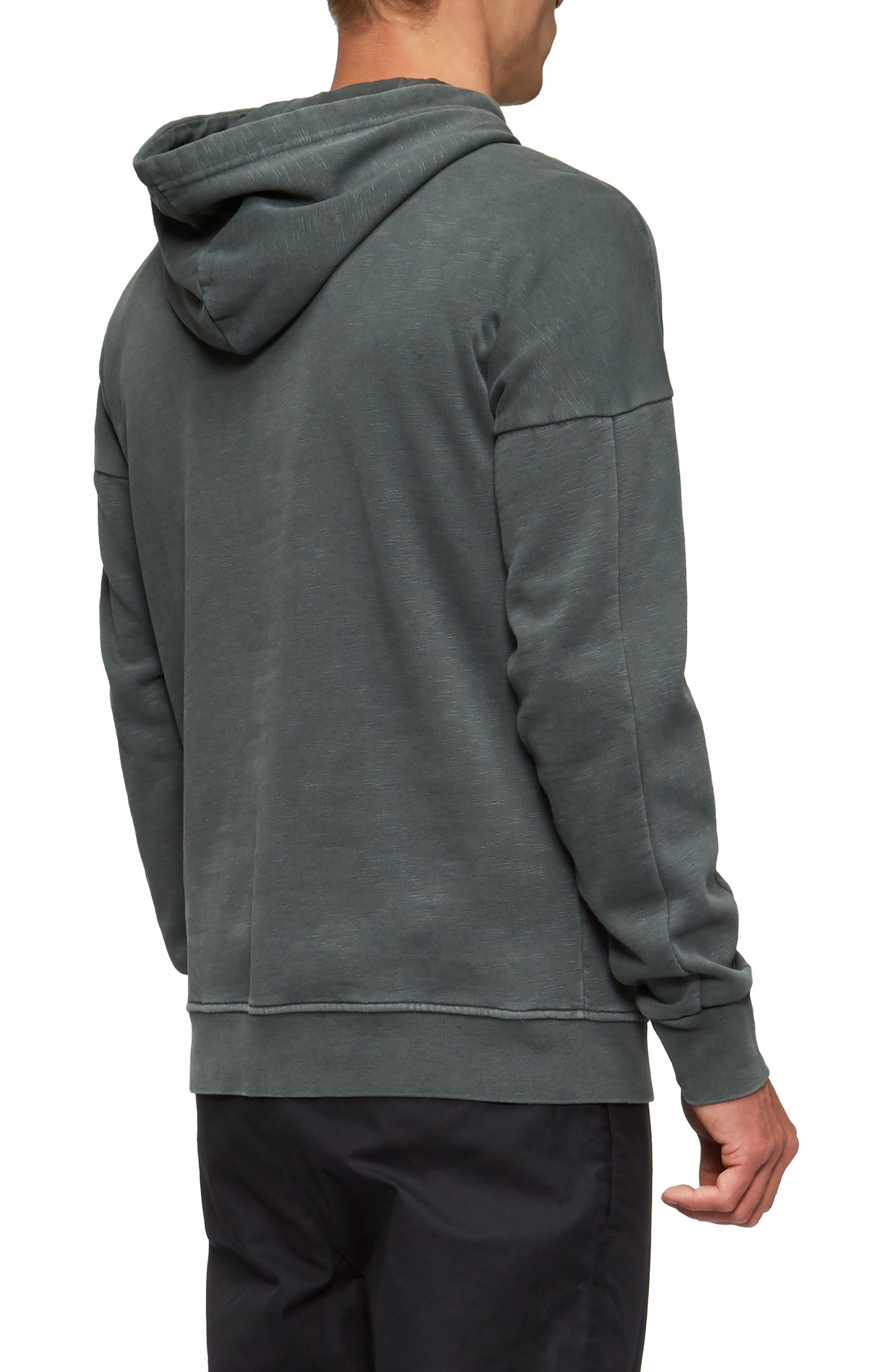 Alternate Image 2  - TAVIK Turf Hooded Sweatshirt
