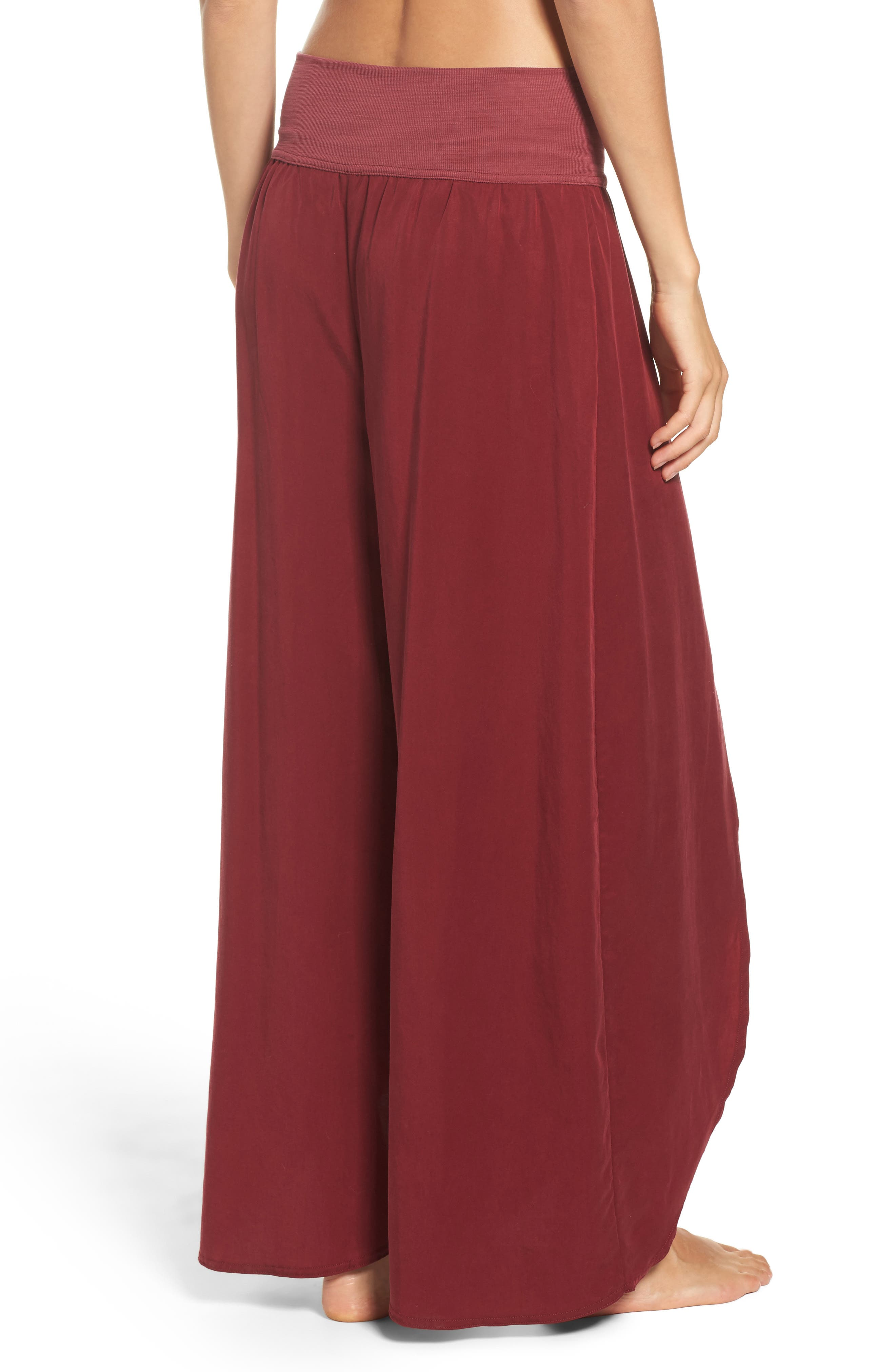 Alternate Image 3  - Free People FP Movement Lyrical Flow Pant