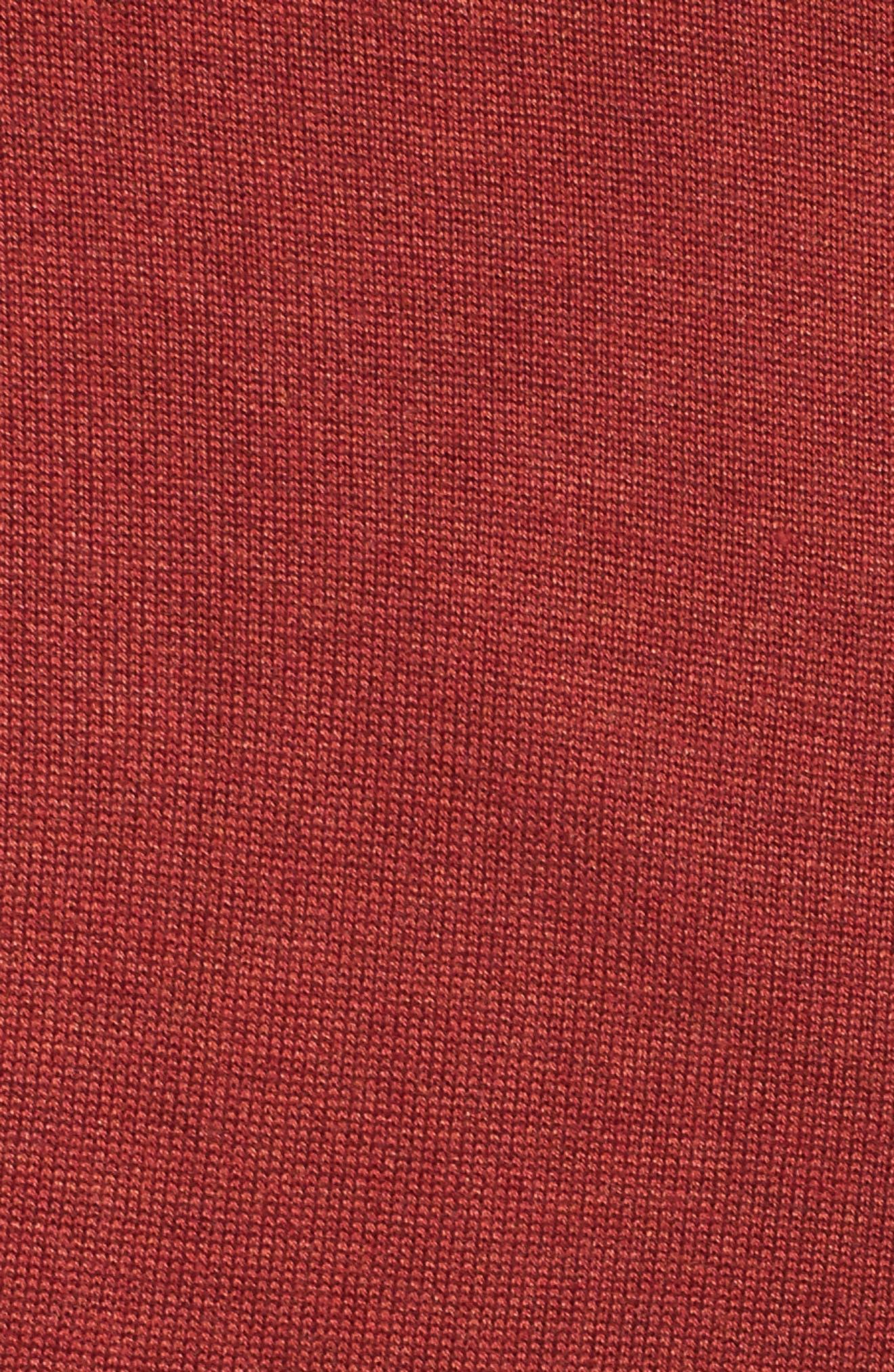 Alternate Image 6  - NIC+ZOE Silk Blend Trench Cardigan (Plus Size)