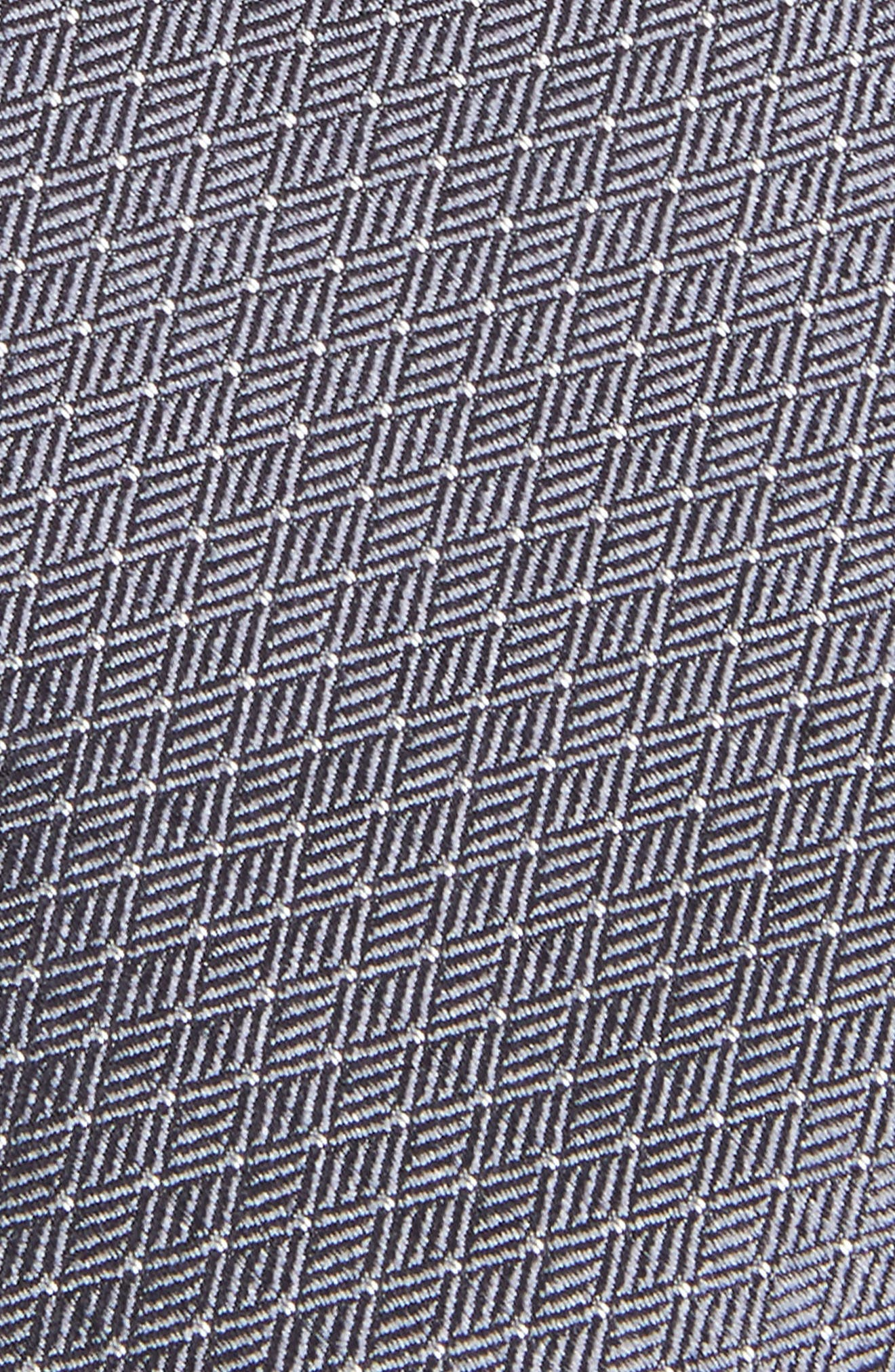 Alternate Image 2  - Nordstrom Men's Shop Dot Silk Tie (X-Long)