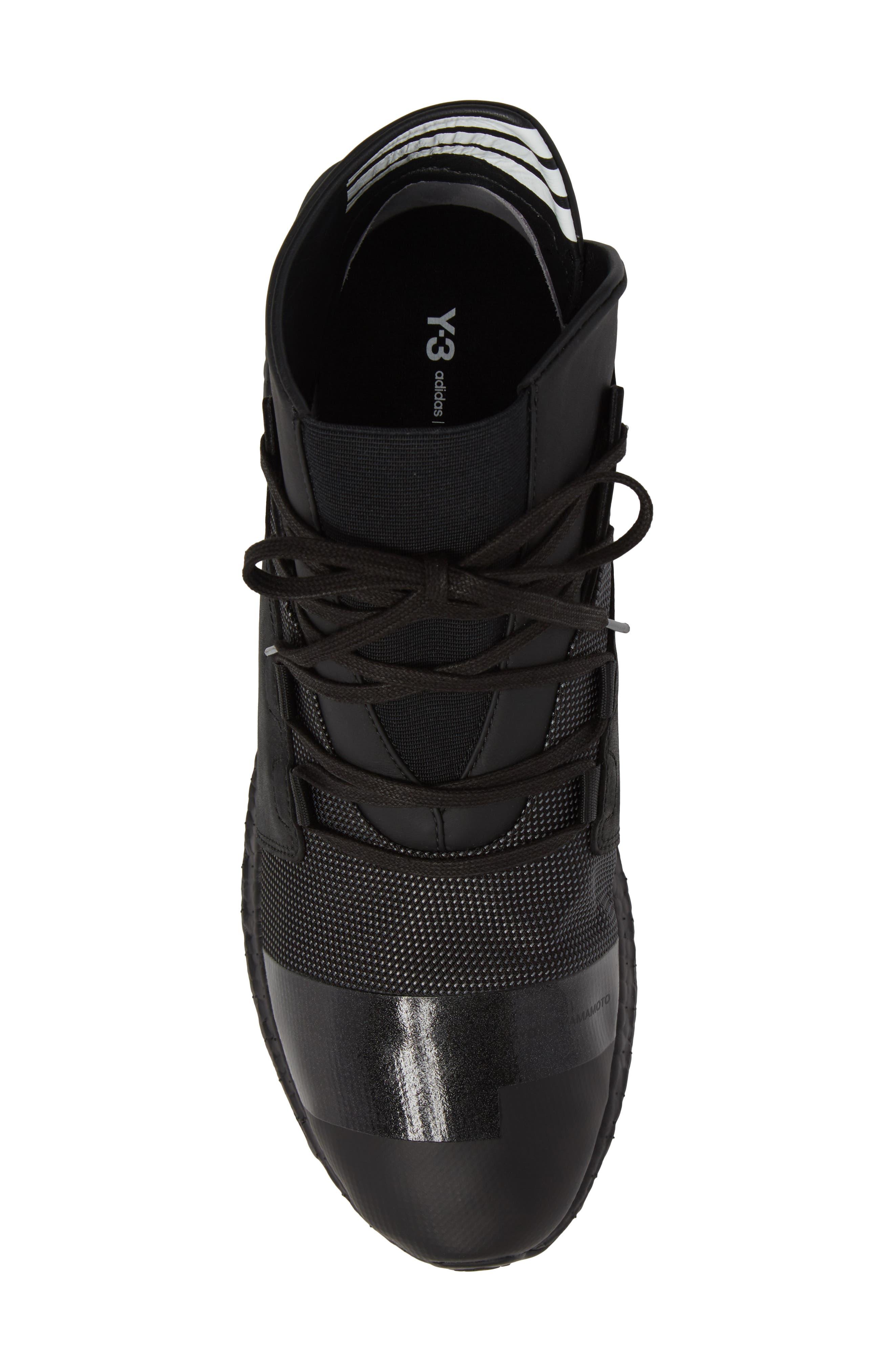 Kozoko High Sneaker,                             Alternate thumbnail 5, color,                             Black