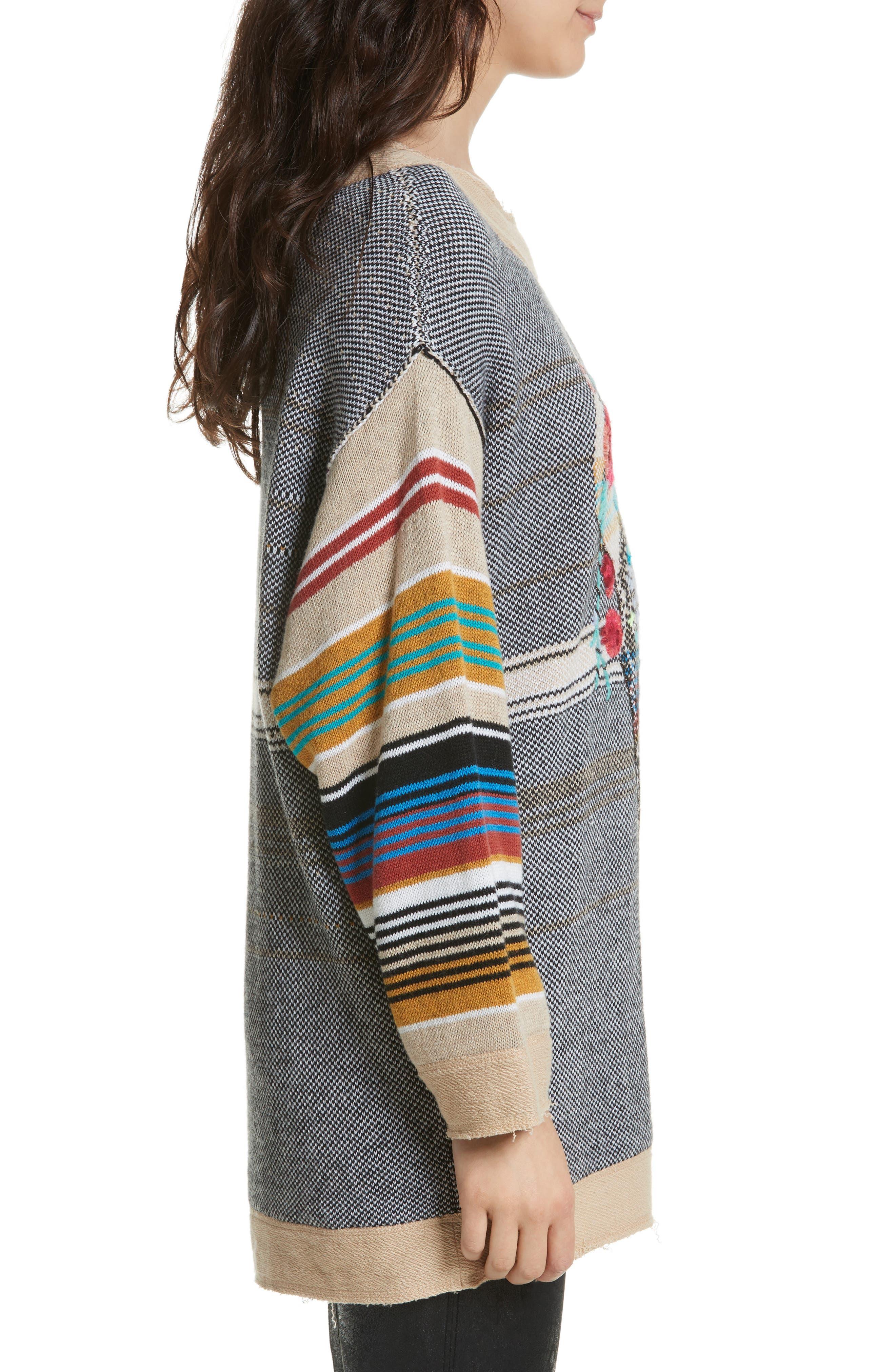 Alternate Image 3  - Free People Desert Rose Sweater