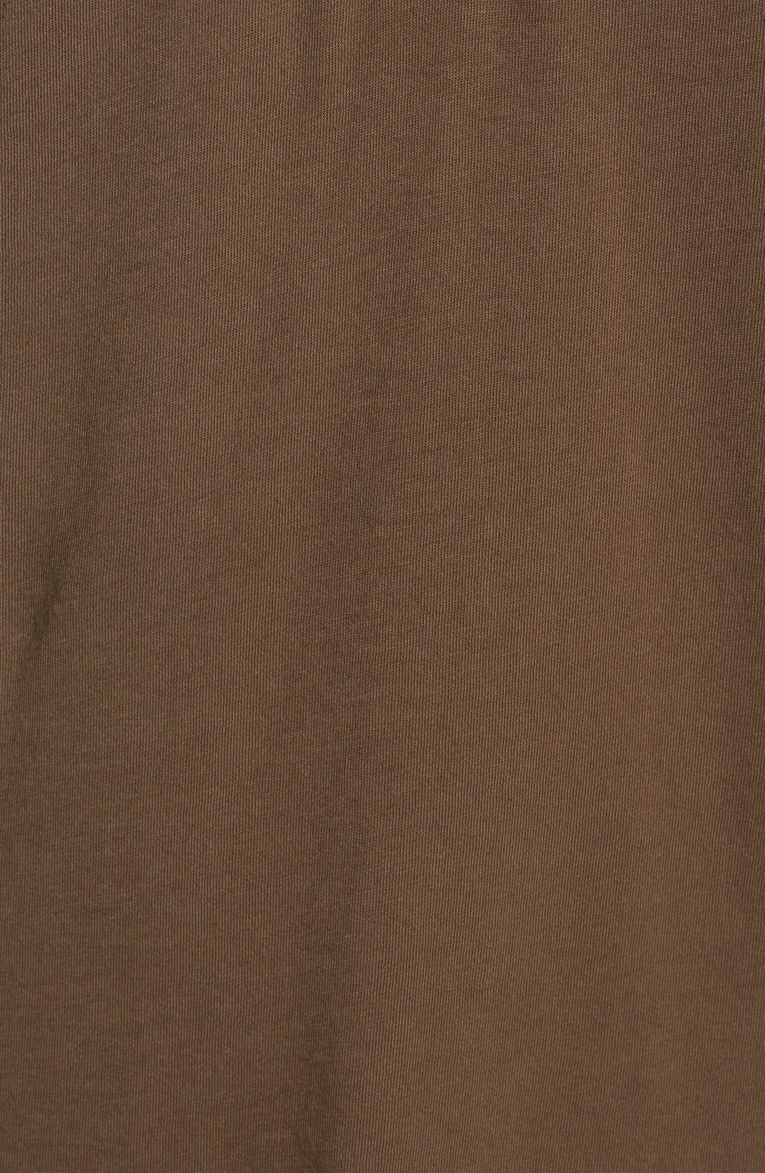 Alternate Image 5  - Velvet by Graham & Spencer Slim Fit Long Sleeve Henley