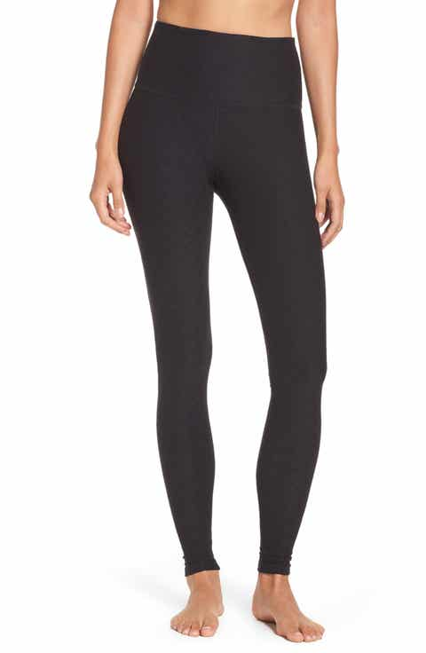 Beyond Yoga Can't Quilt You High Waist Leggings