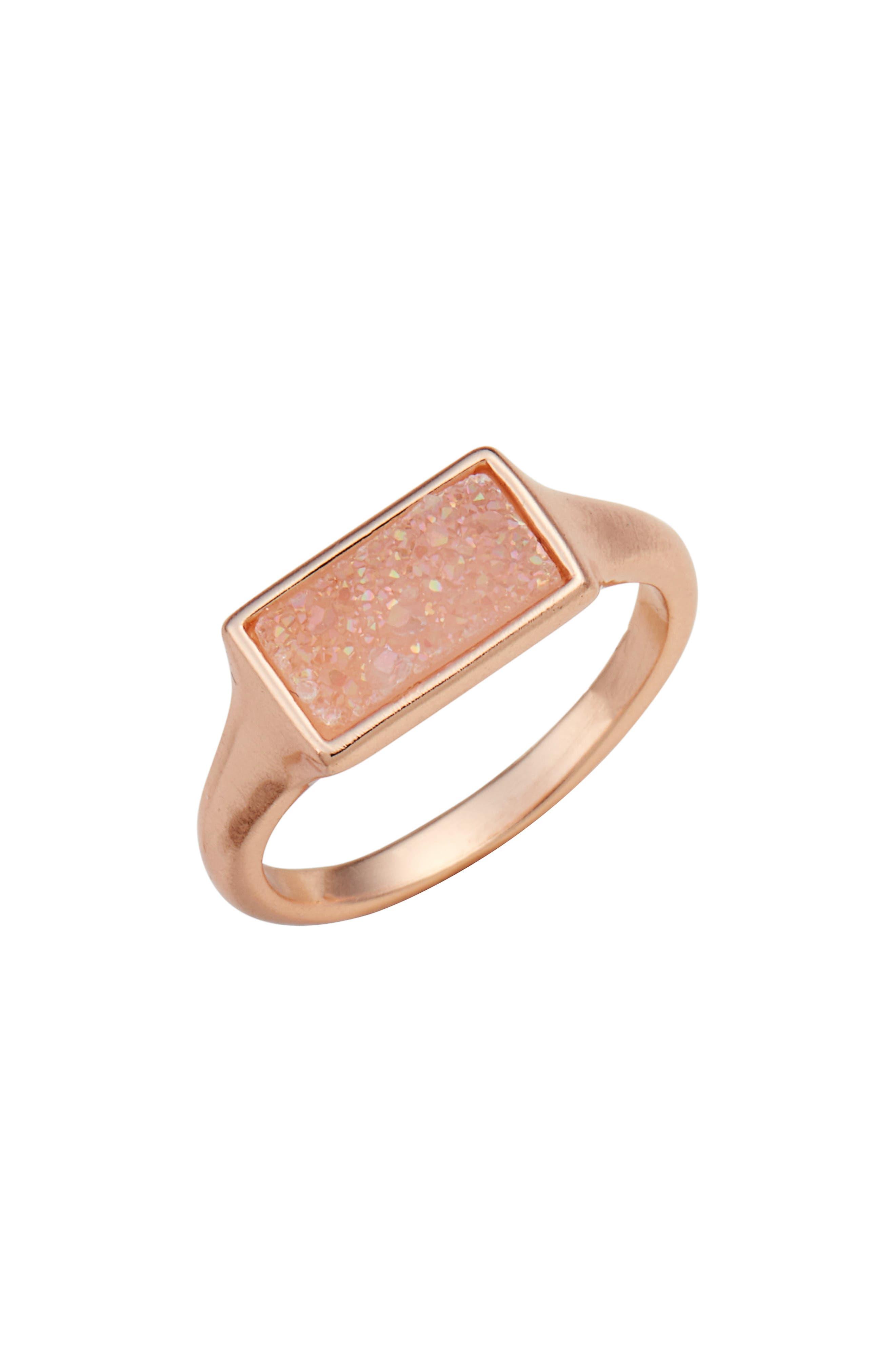 Kendra Scott Glenna Drusy Ring
