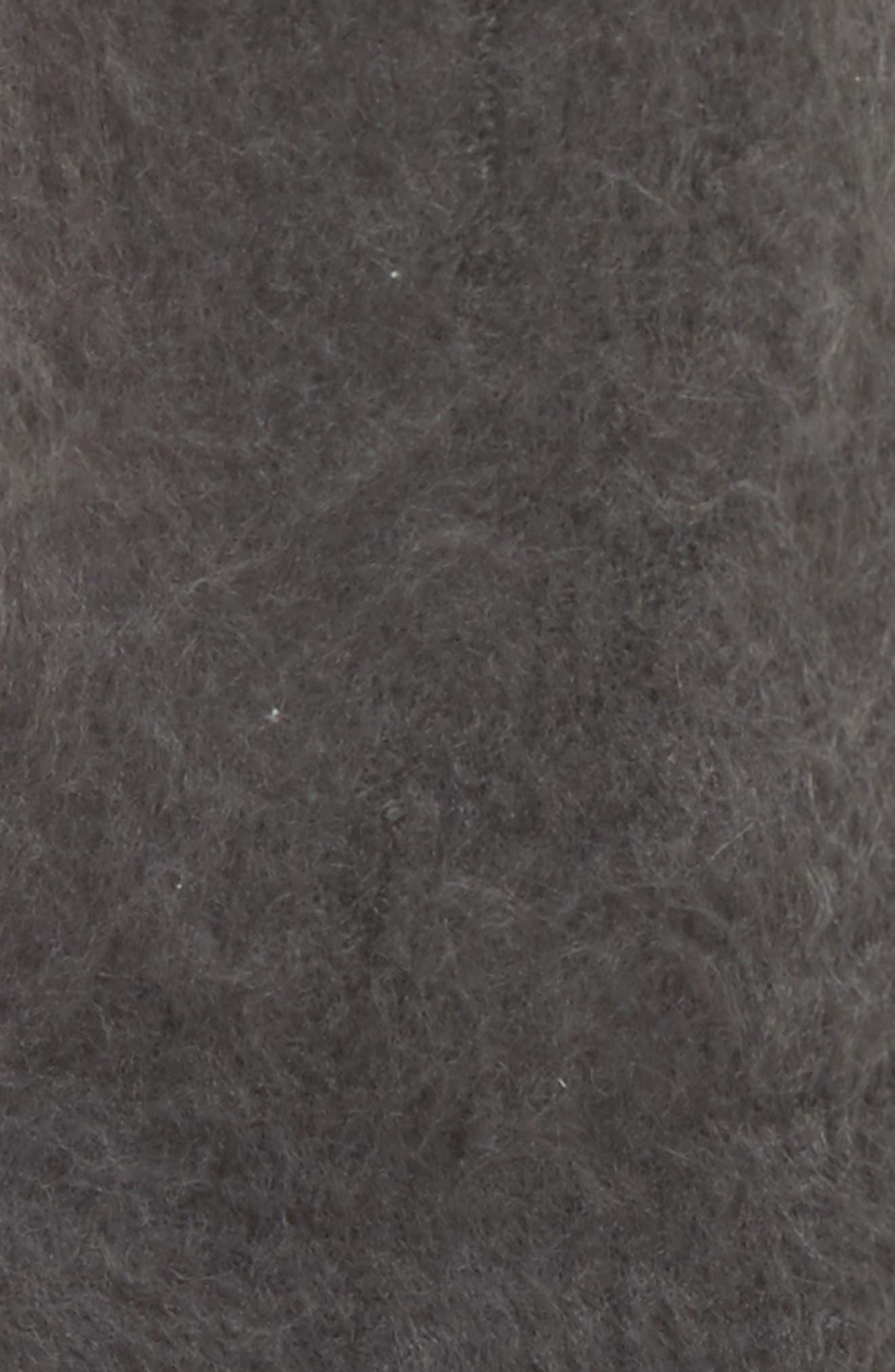 Winter Fog Socks,                             Alternate thumbnail 2, color,                             Graphite