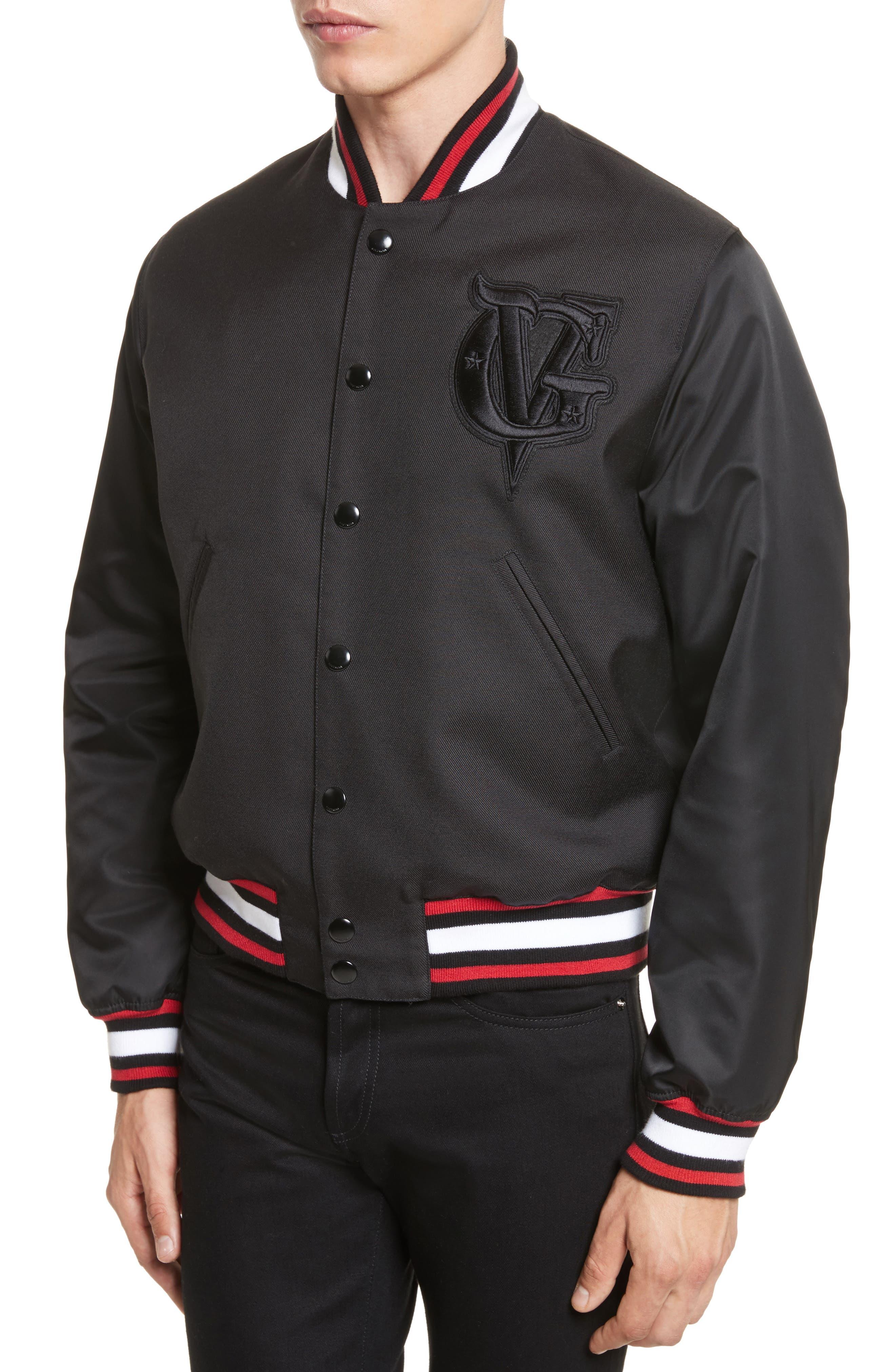 Alternate Image 4  - Givenchy Varsity Jacket