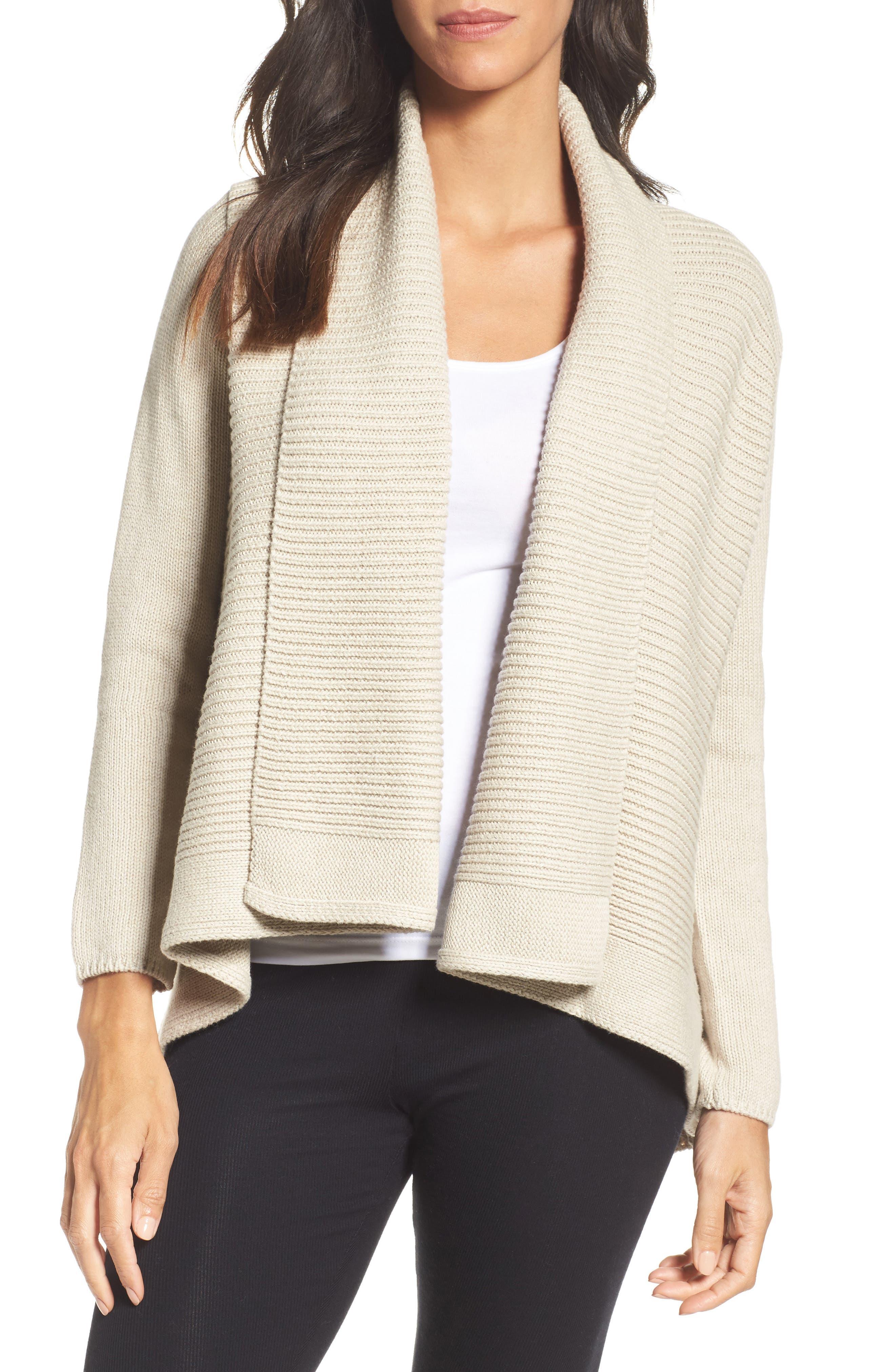 Main Image - UGG® Shawl Collar Cardigan