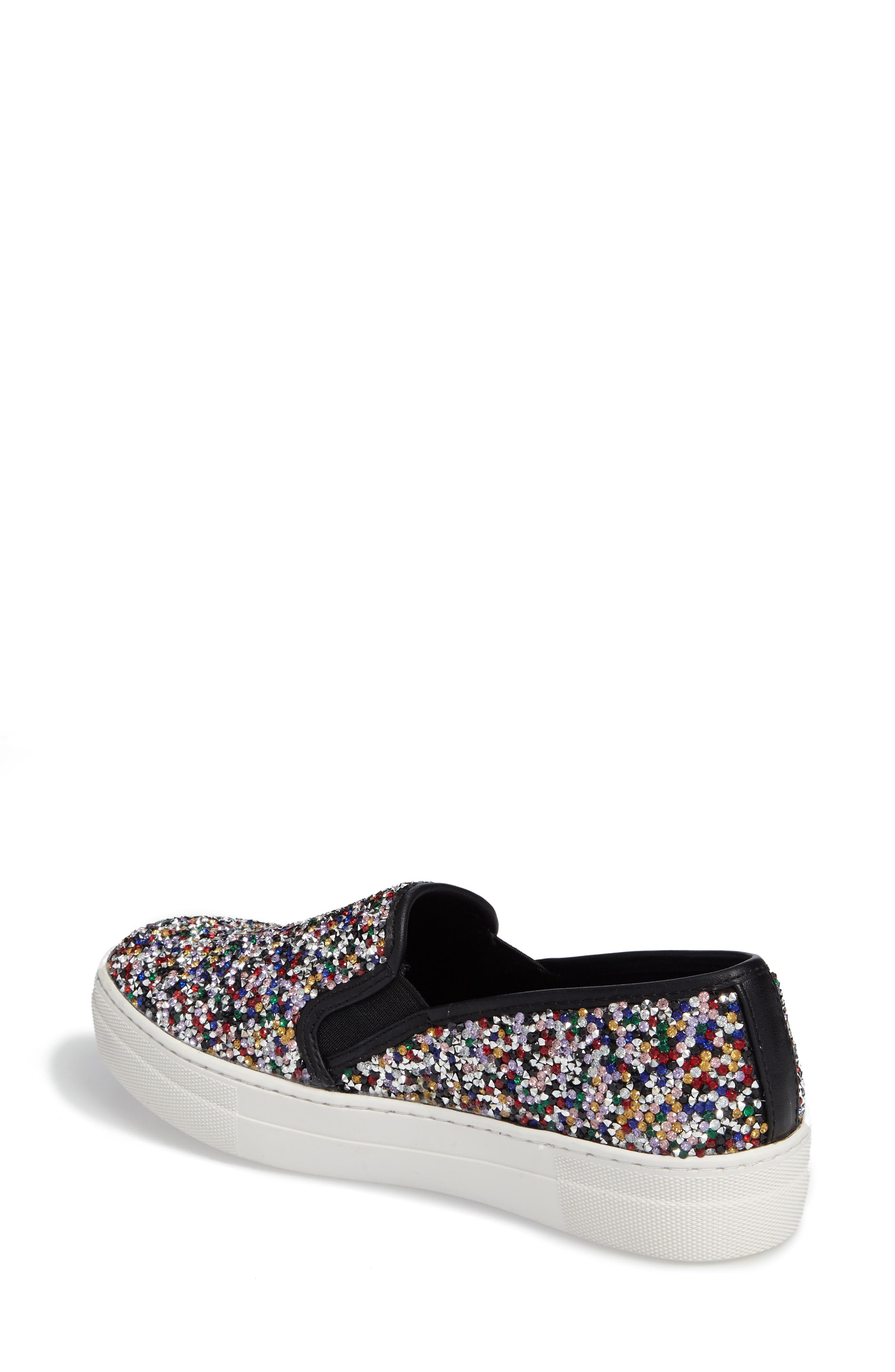 Alternate Image 2  - Steve Madden Gracious Slip-On Sneaker (Women)