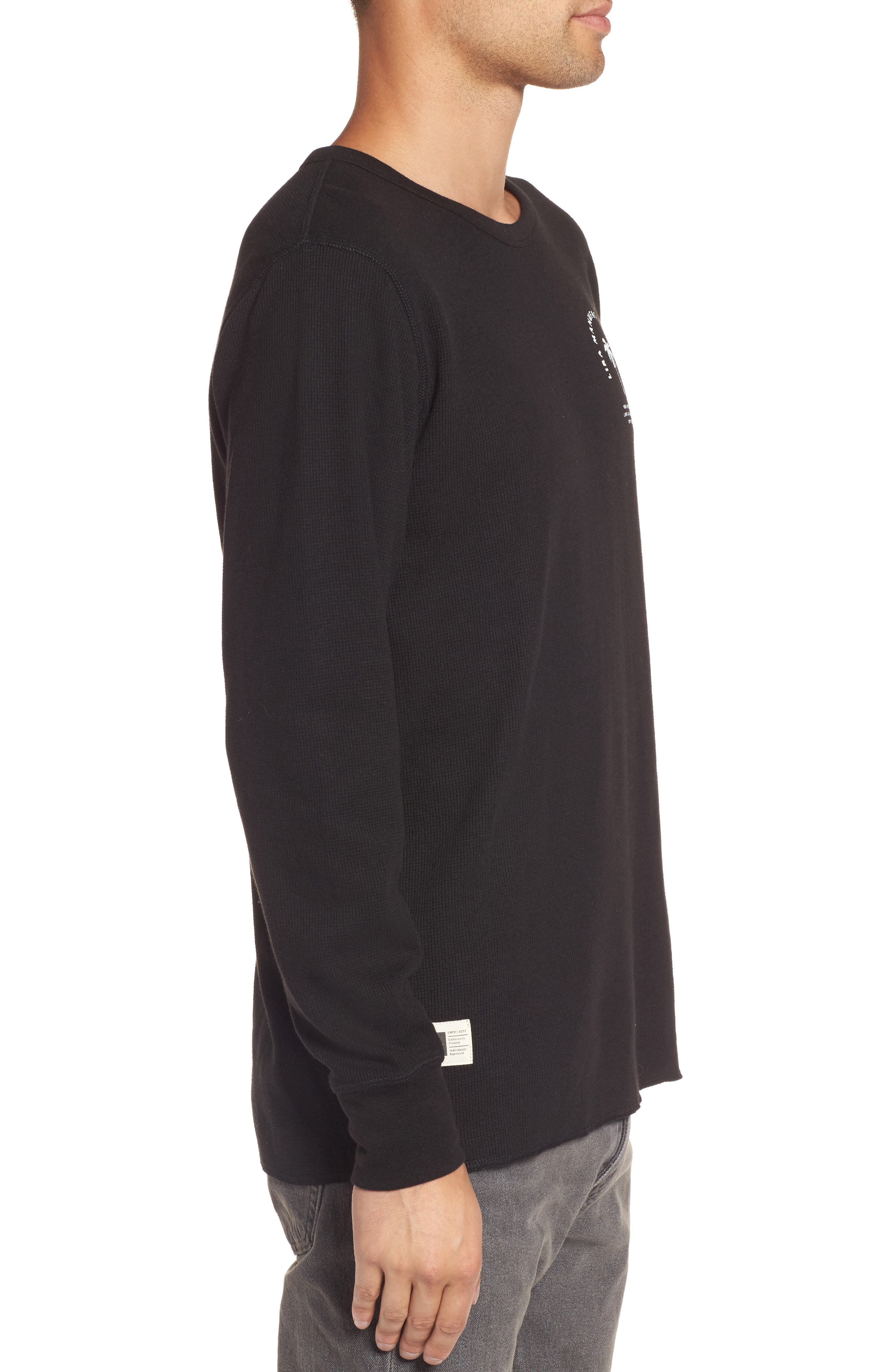 Alternate Image 3  - Lira Clothing Cochino Thermal T-shirt