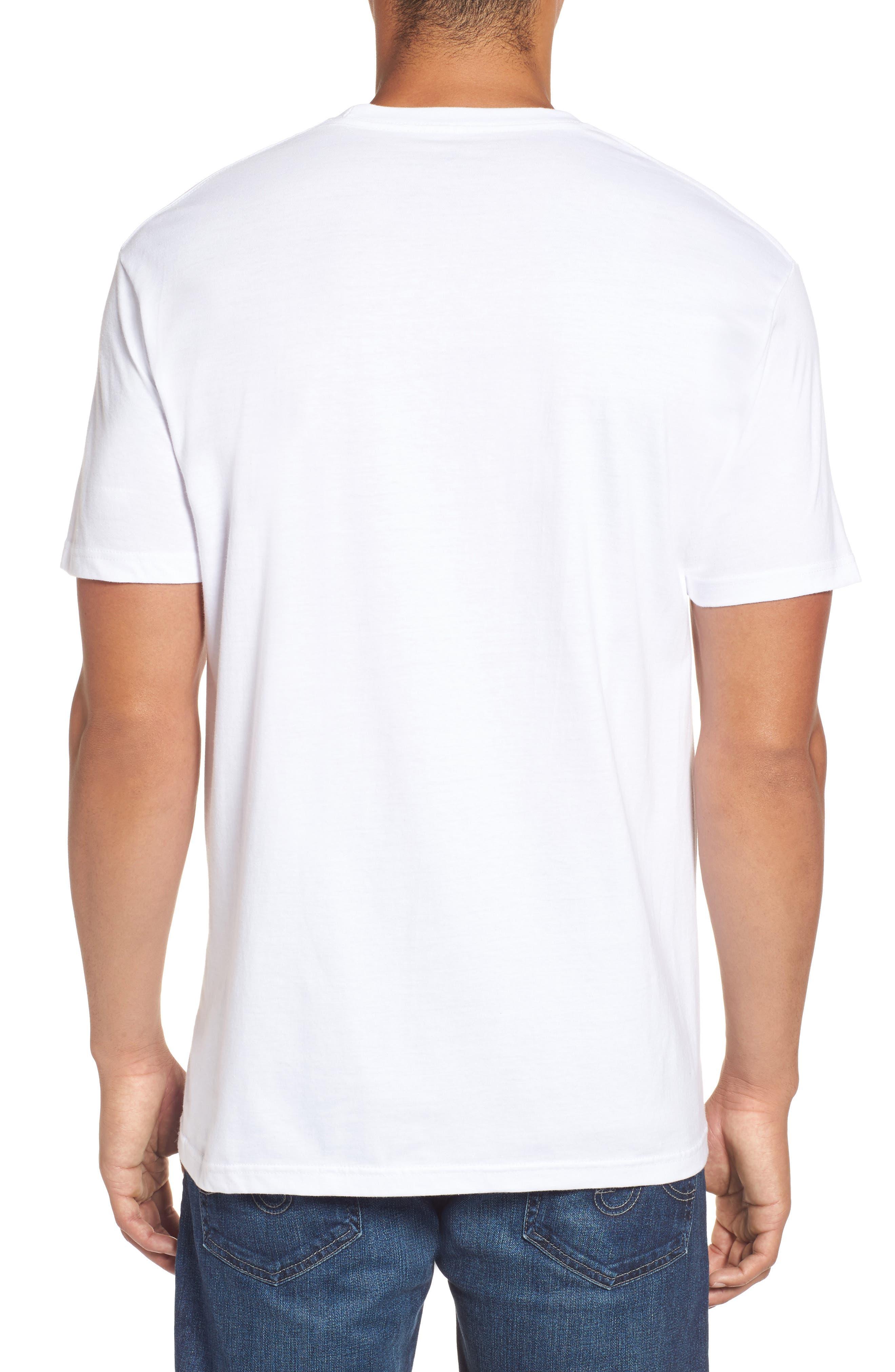 Racks Premium Graphic T-Shirt,                             Alternate thumbnail 2, color,                             White