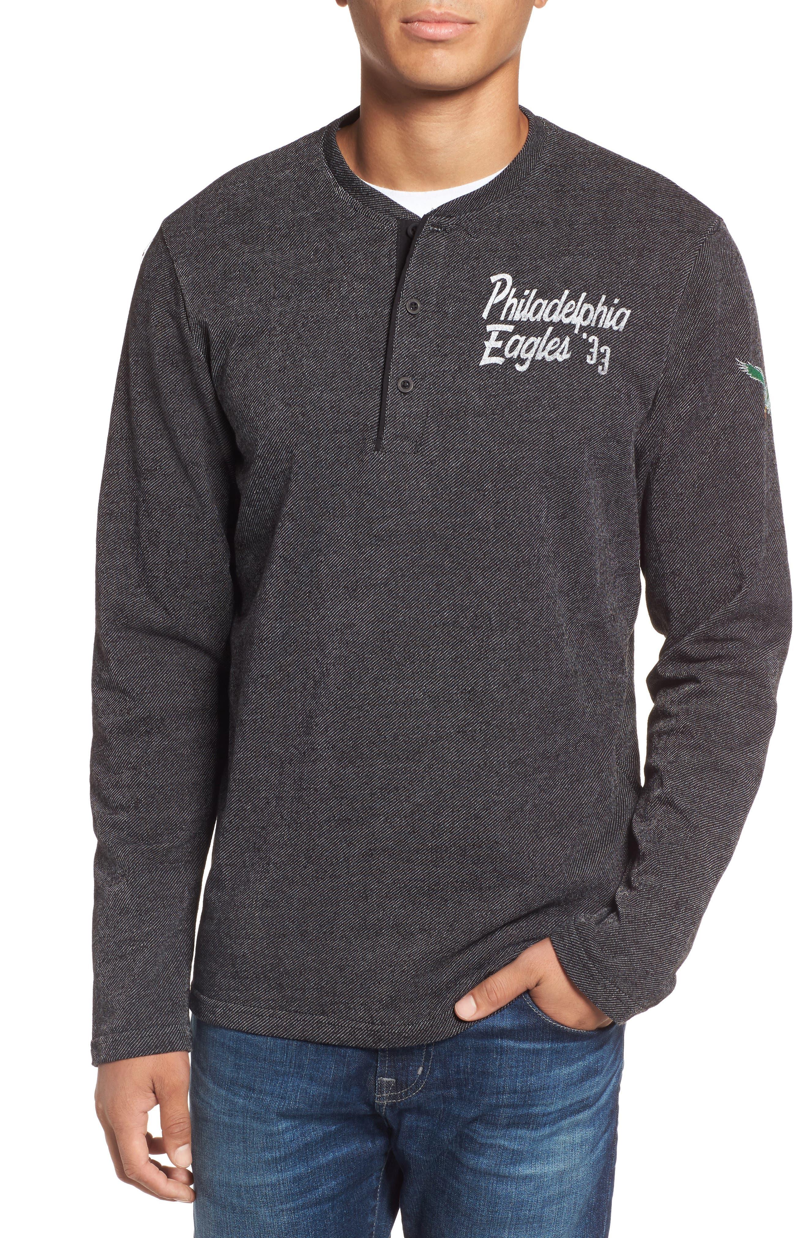 '47 Philadelphia Eagles Henley