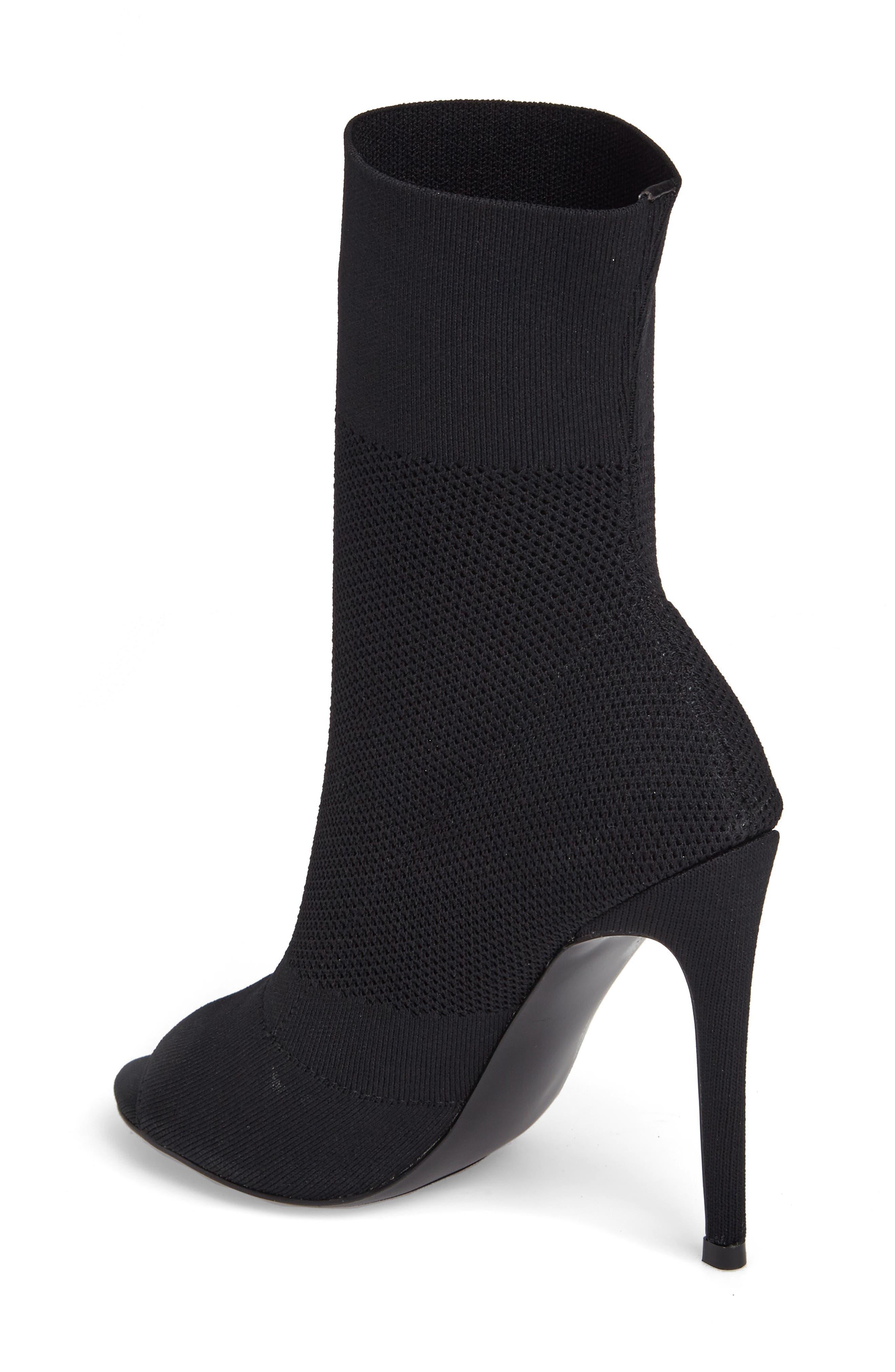 Alternate Image 2  - Steve Madden Kristi Peep Toe Bootie (Women)