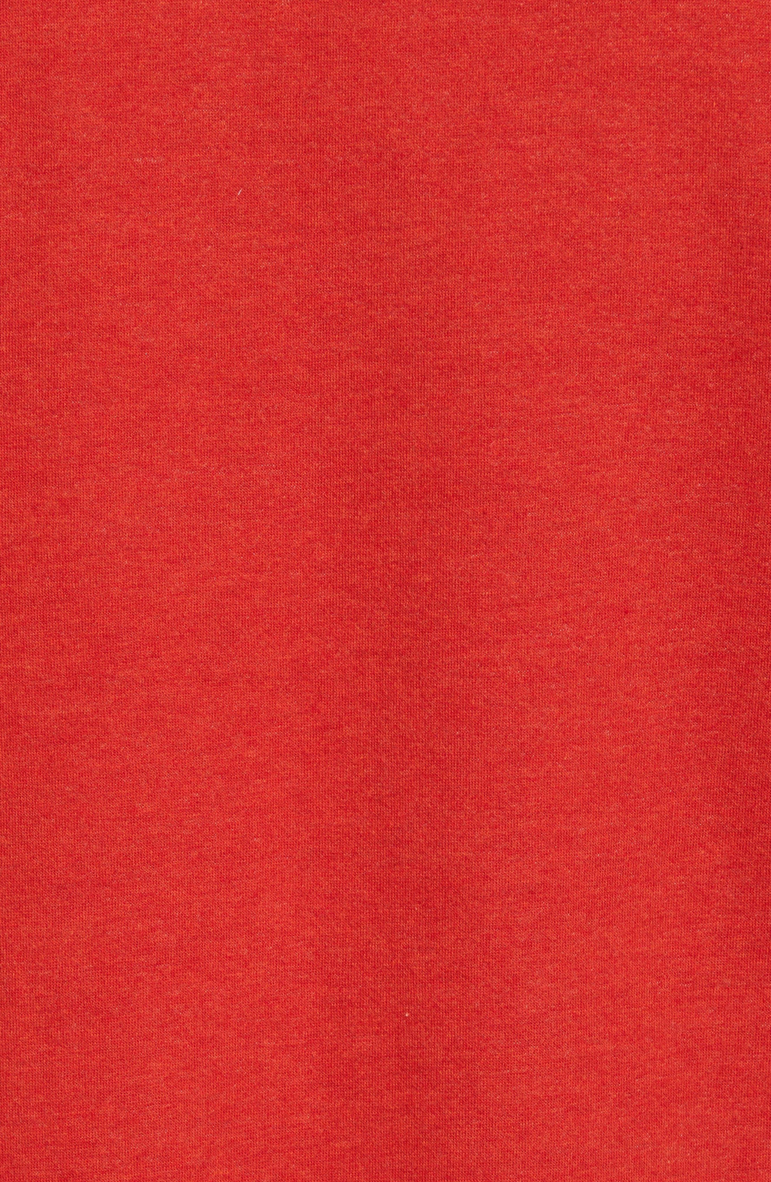 Alternate Image 5  - Tommy Bahama Flip Drive Quarter Zip Pullover