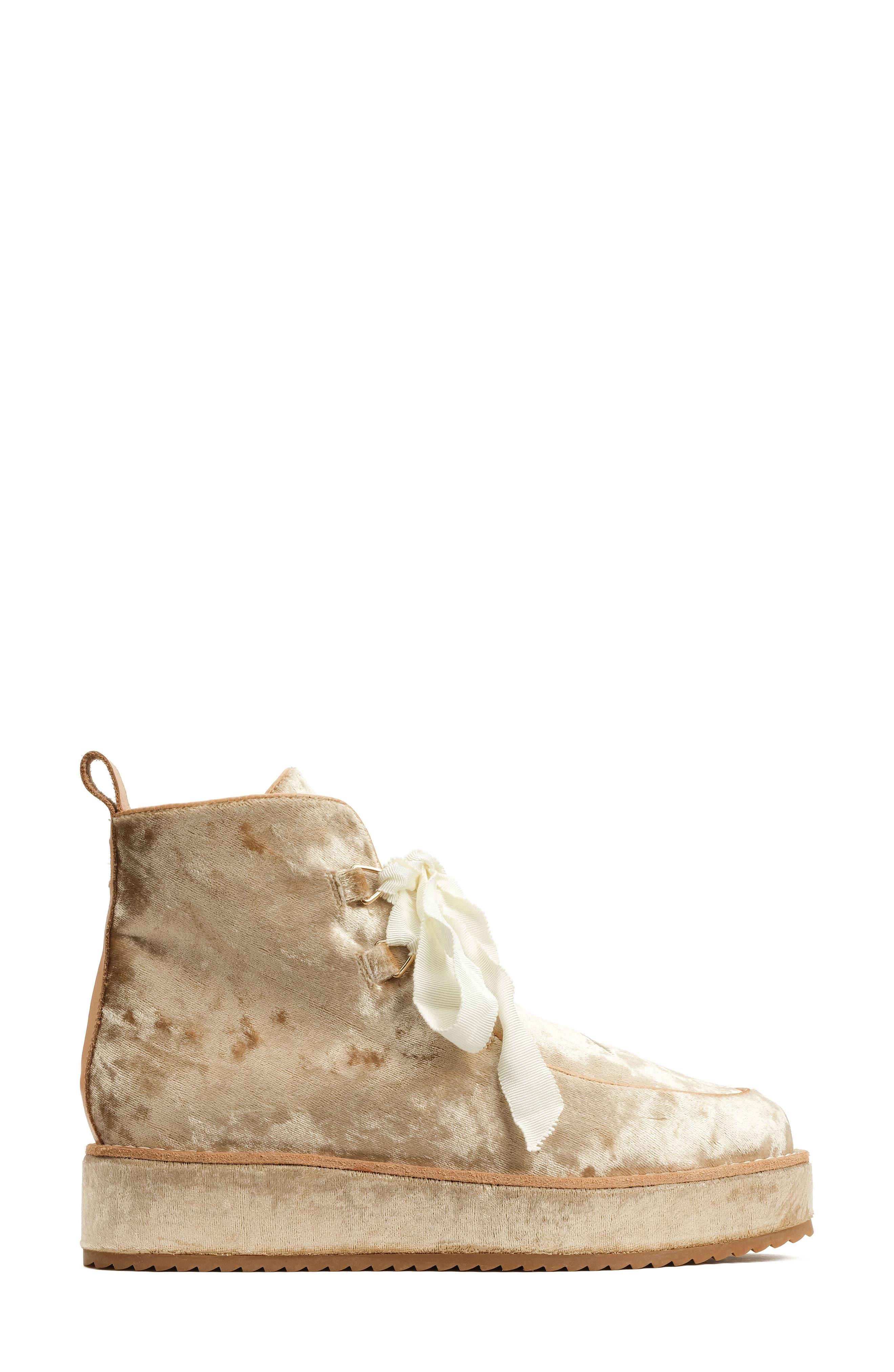 Alternate Image 3  - Bill Blass Penny Sutton Chukka Boot (Women)