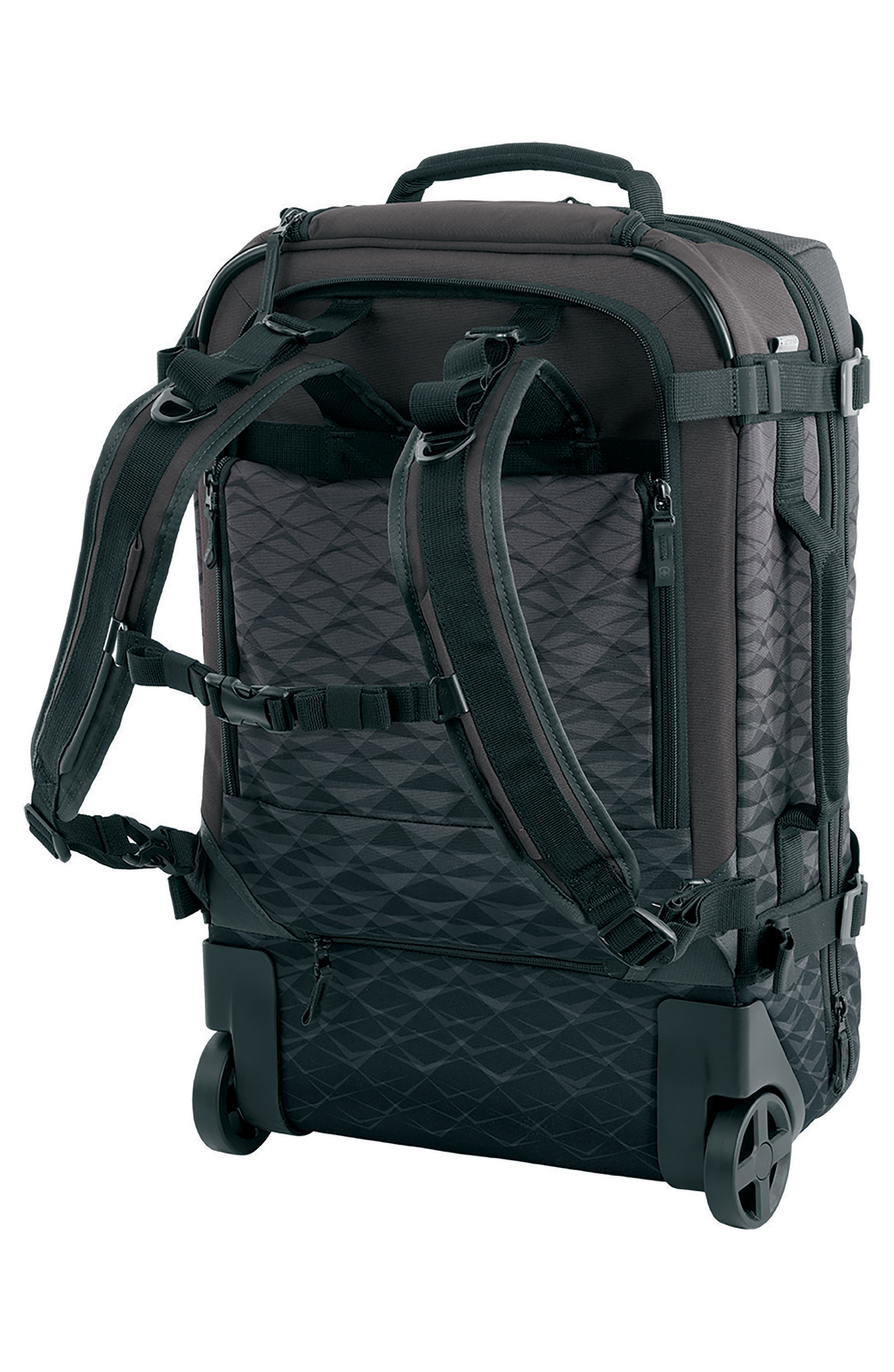 VX Touring 22-Inch Convertible Carry-On,                             Alternate thumbnail 2, color,                             Anthracite