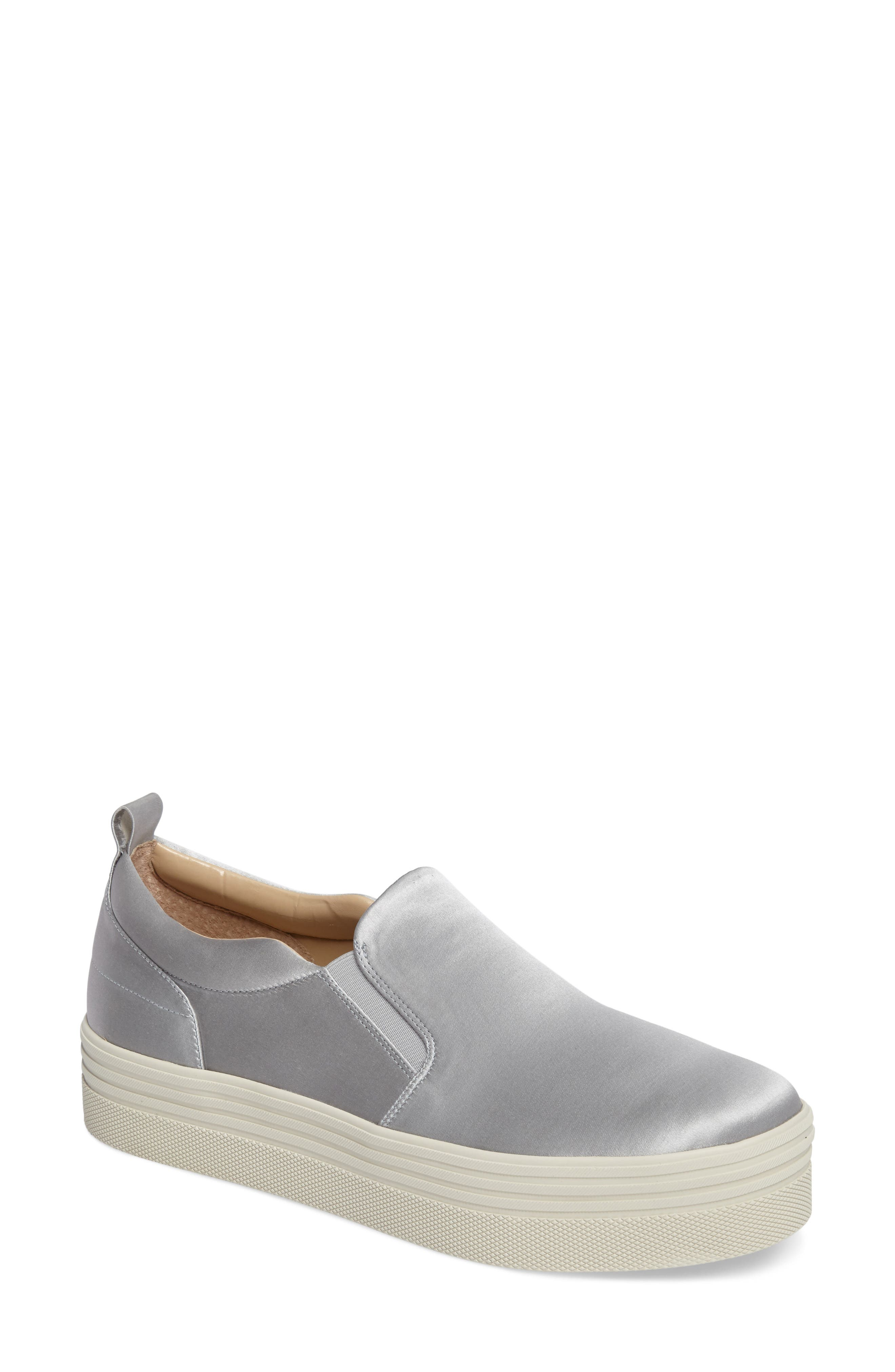 Alternate Image 1 Selected - Marc Fisher LTD Elise Platform Sneaker (Women)