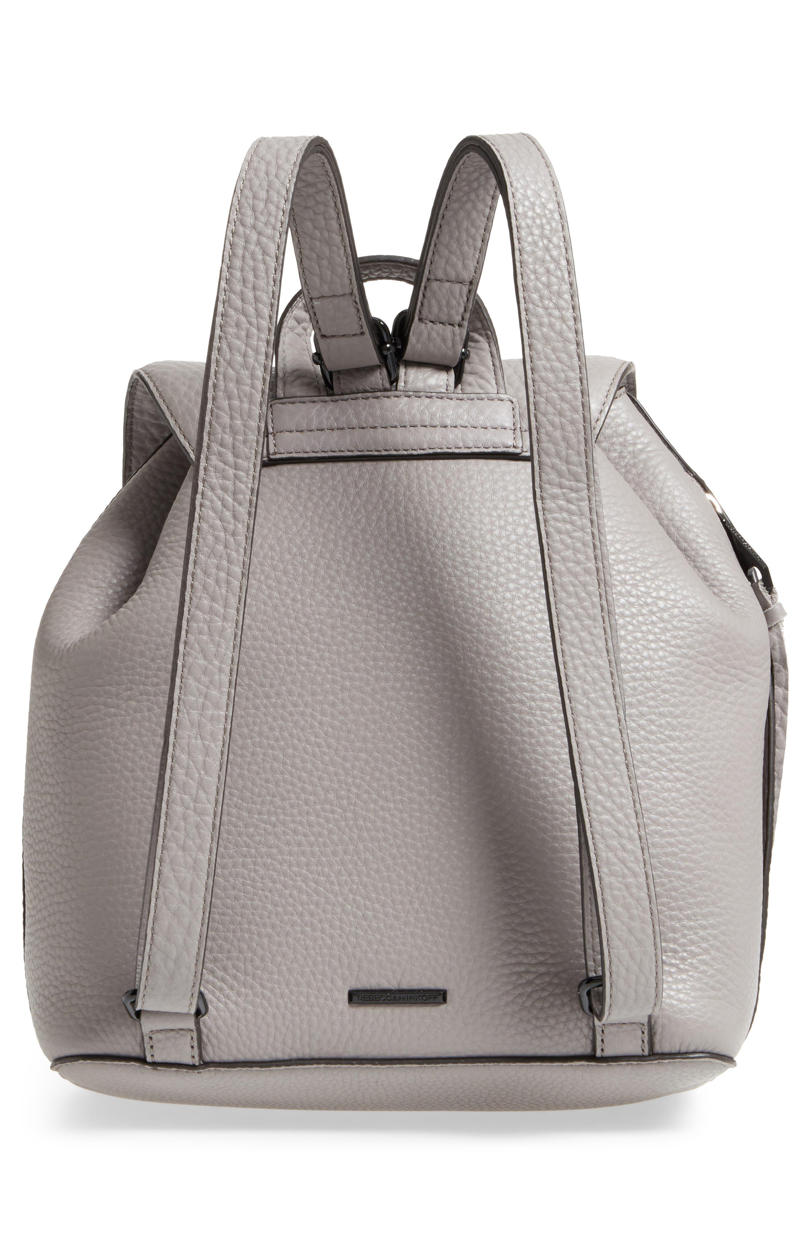 Alternate Image 3  - Rebecca Minkoff Medium Darren Leather Backpack