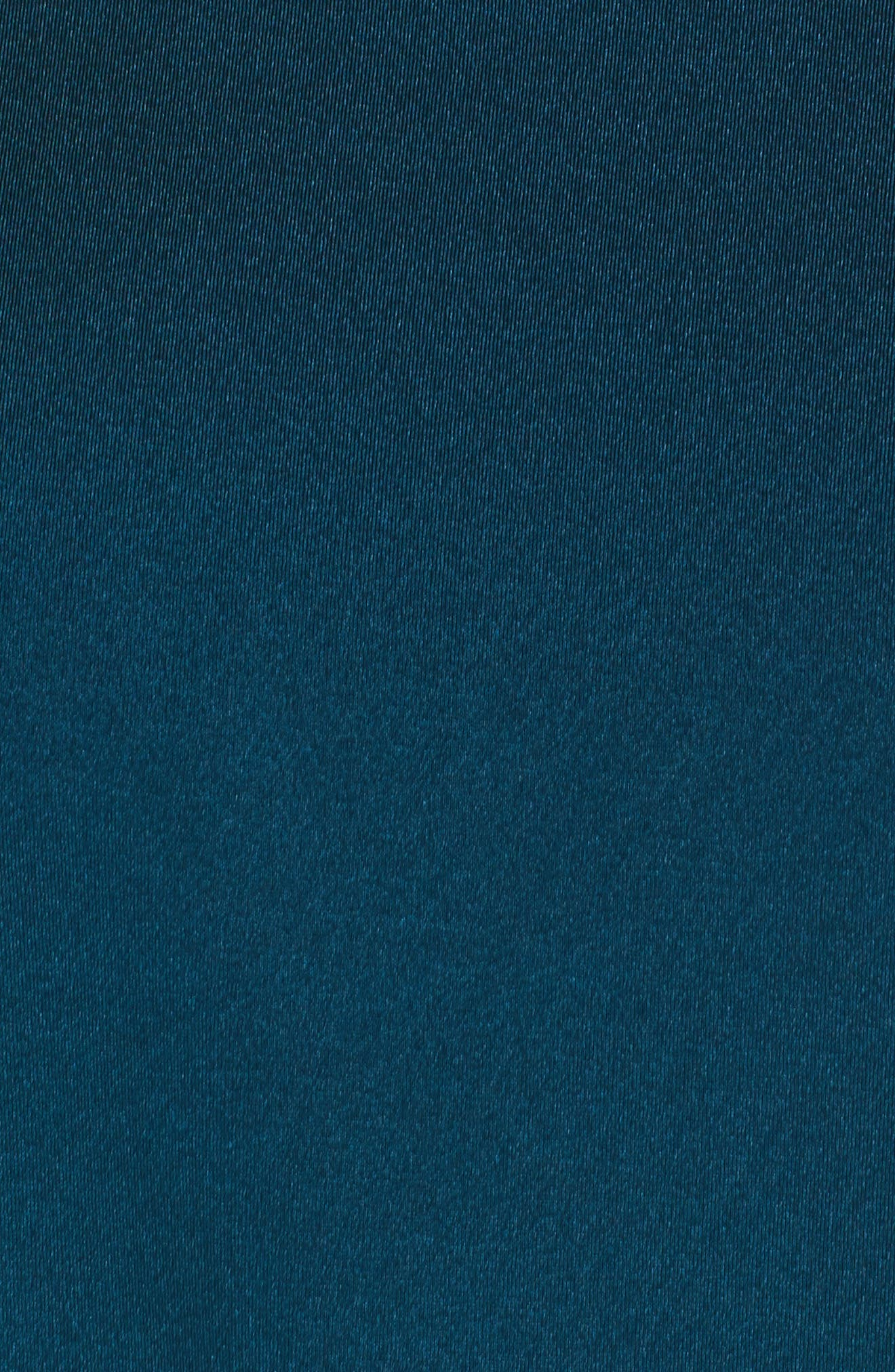 Halter Ruffle Bikini Top,                             Alternate thumbnail 5, color,                             Seagrass