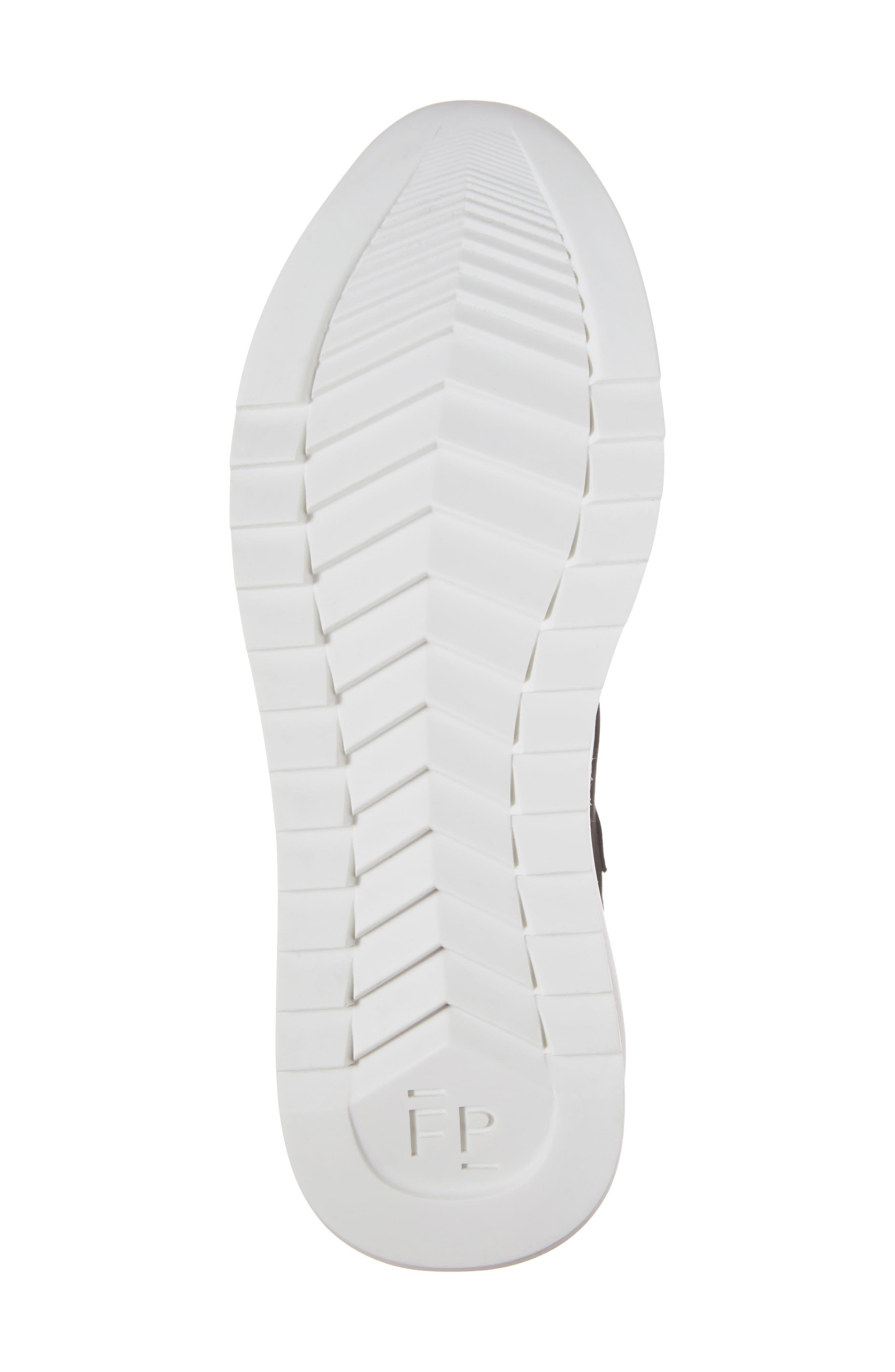 Transformed Sneaker,                             Alternate thumbnail 6, color,                             Basic Black