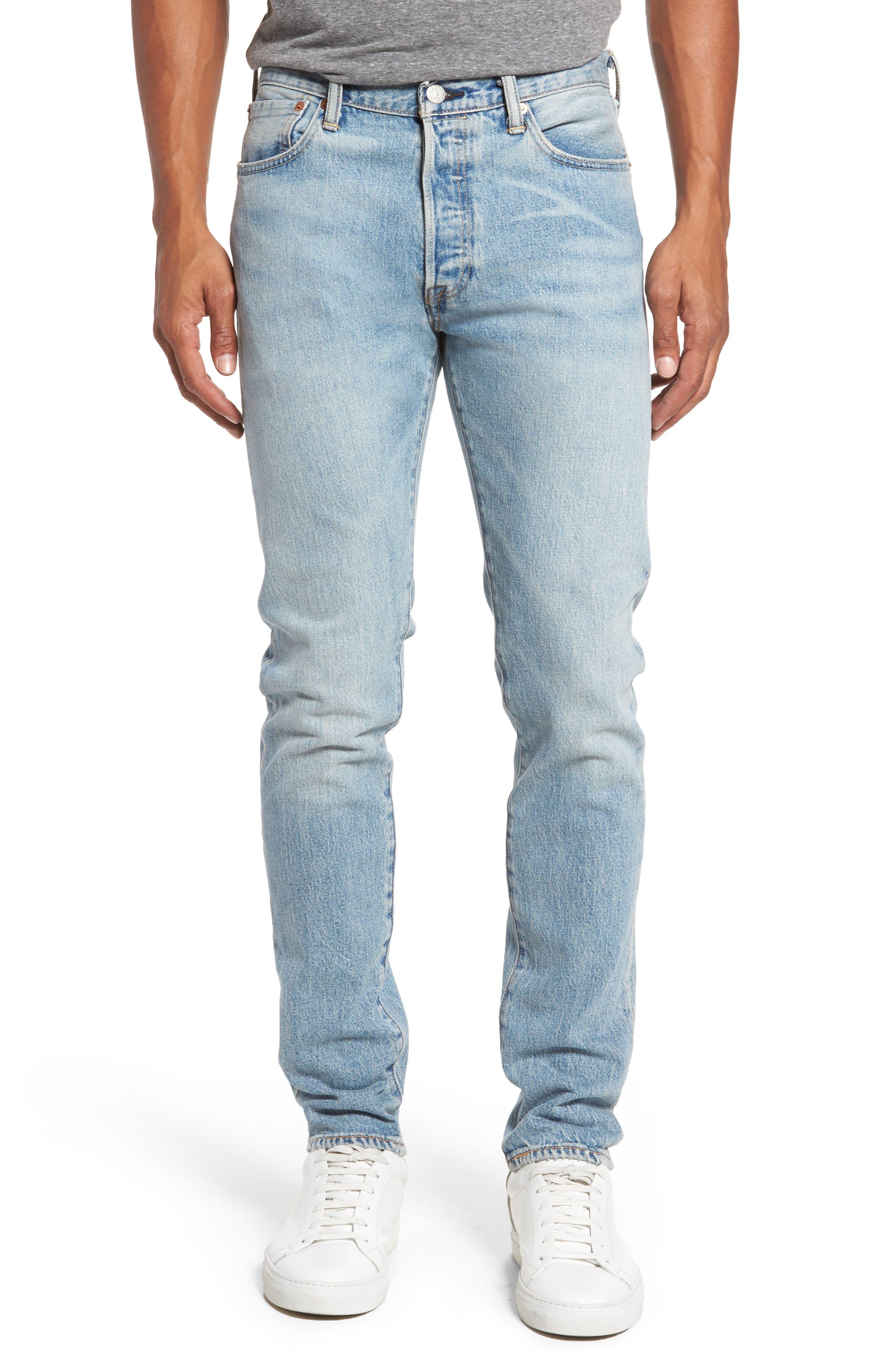 Levi's® 501™ Skinny Jeans (Hillman)