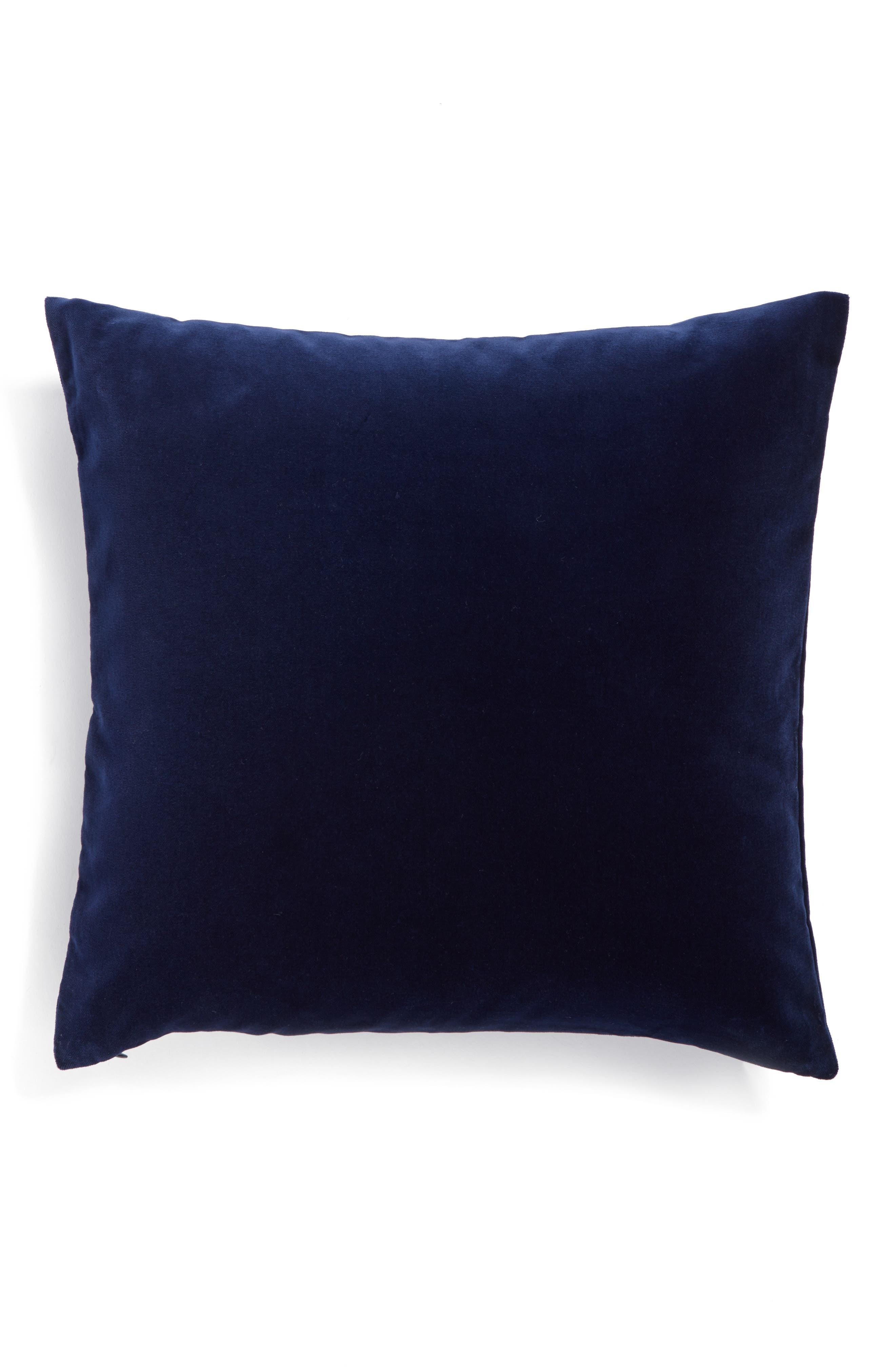Calvin Klein Home Lucerne Velvet Pillow