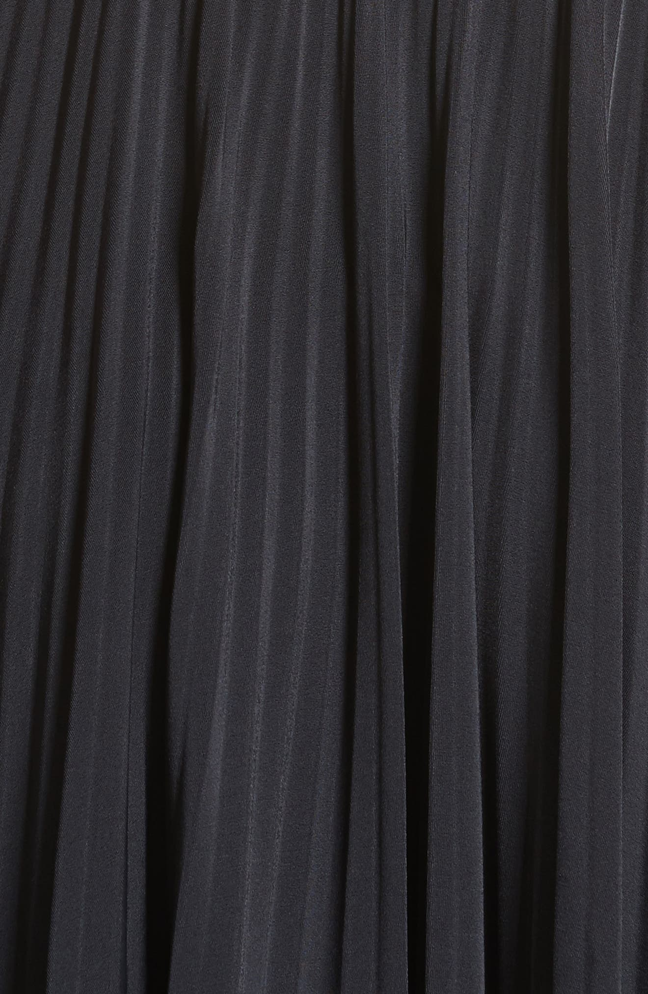 Alternate Image 5  - Valentino Sport Jersey Midi Dress