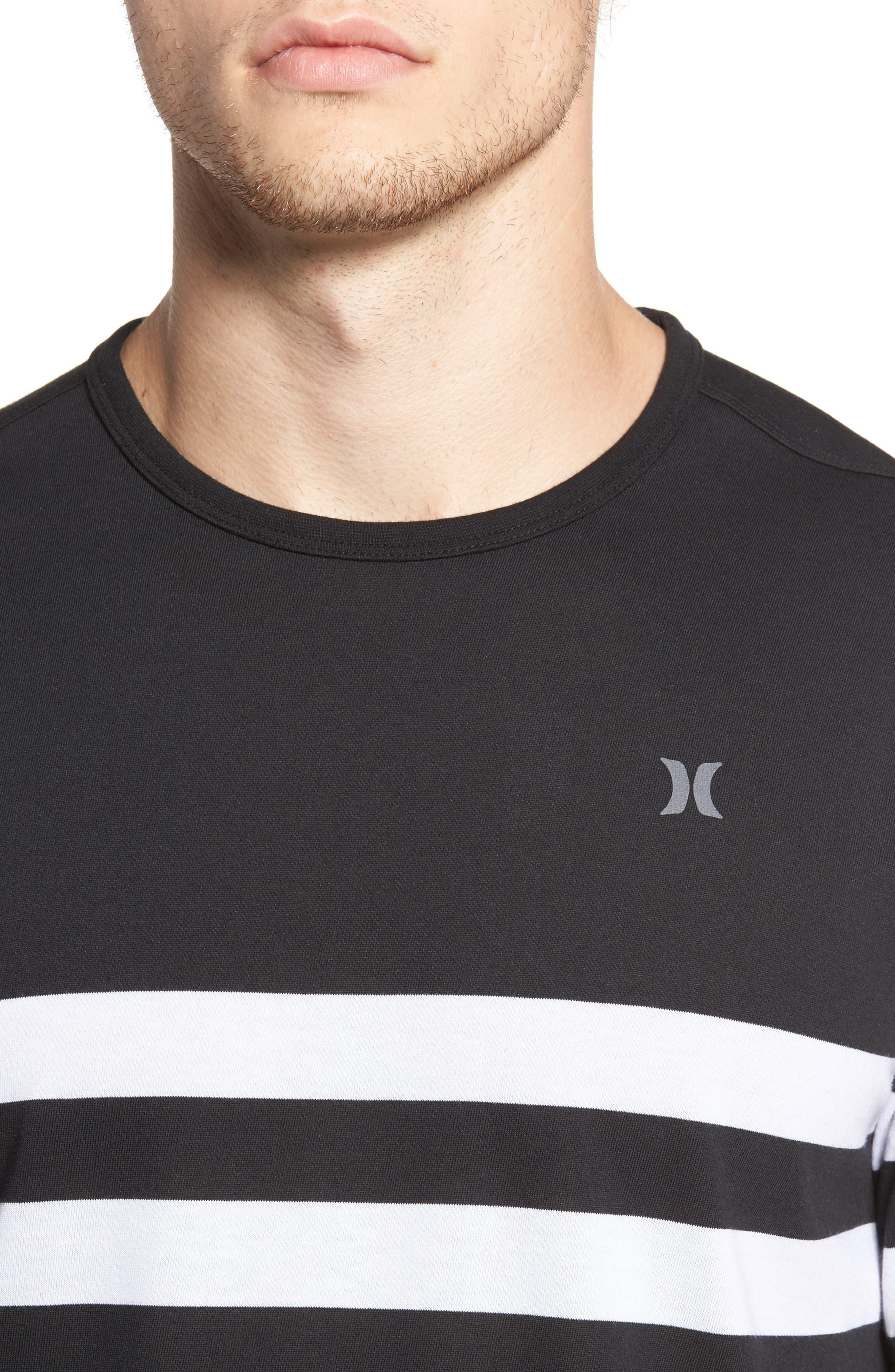 Control Dri-FIT T-Shirt,                             Alternate thumbnail 4, color,                             Black (00A)