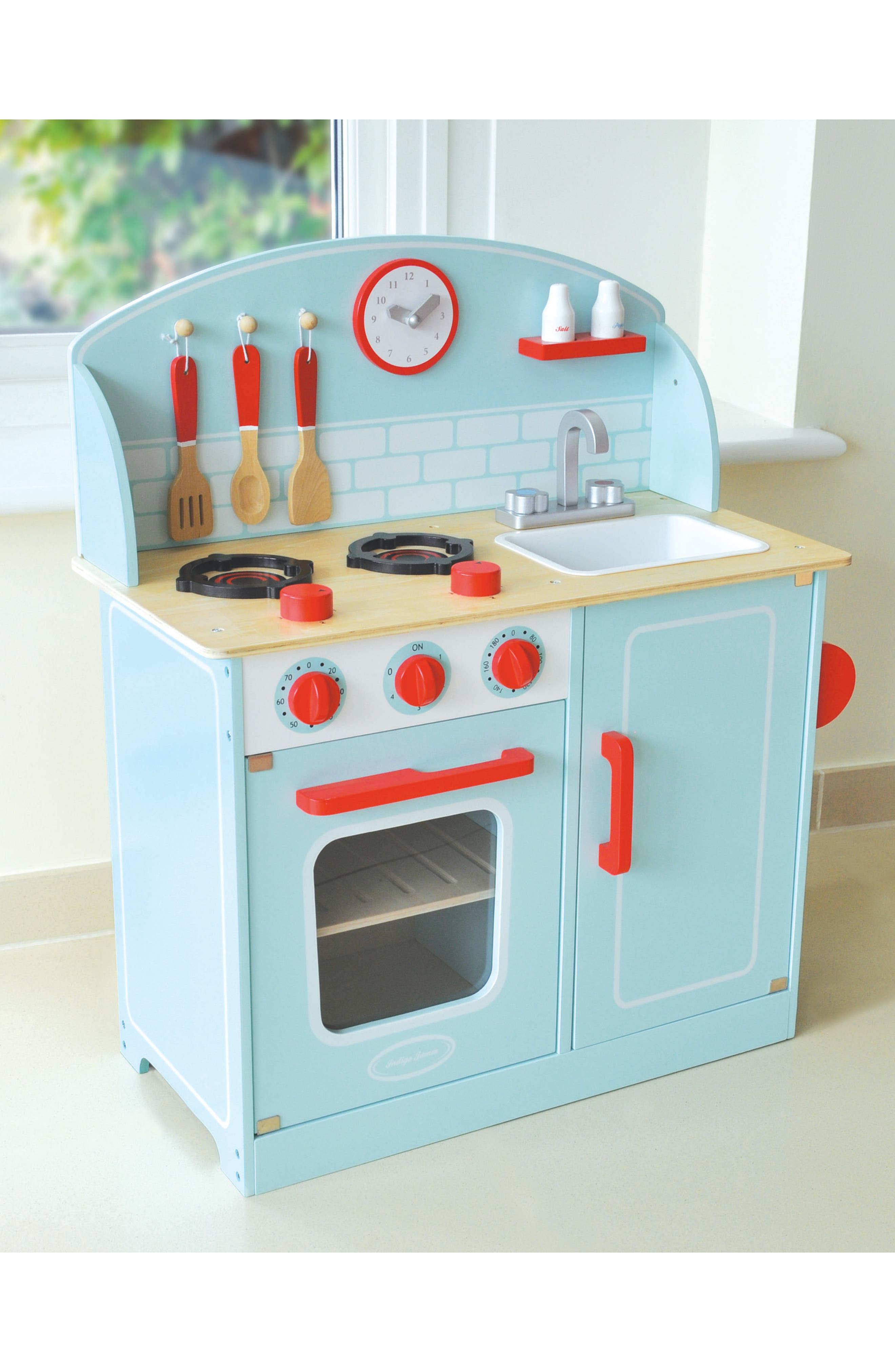 Lynton Kitchen,                             Alternate thumbnail 3, color,                             Blue