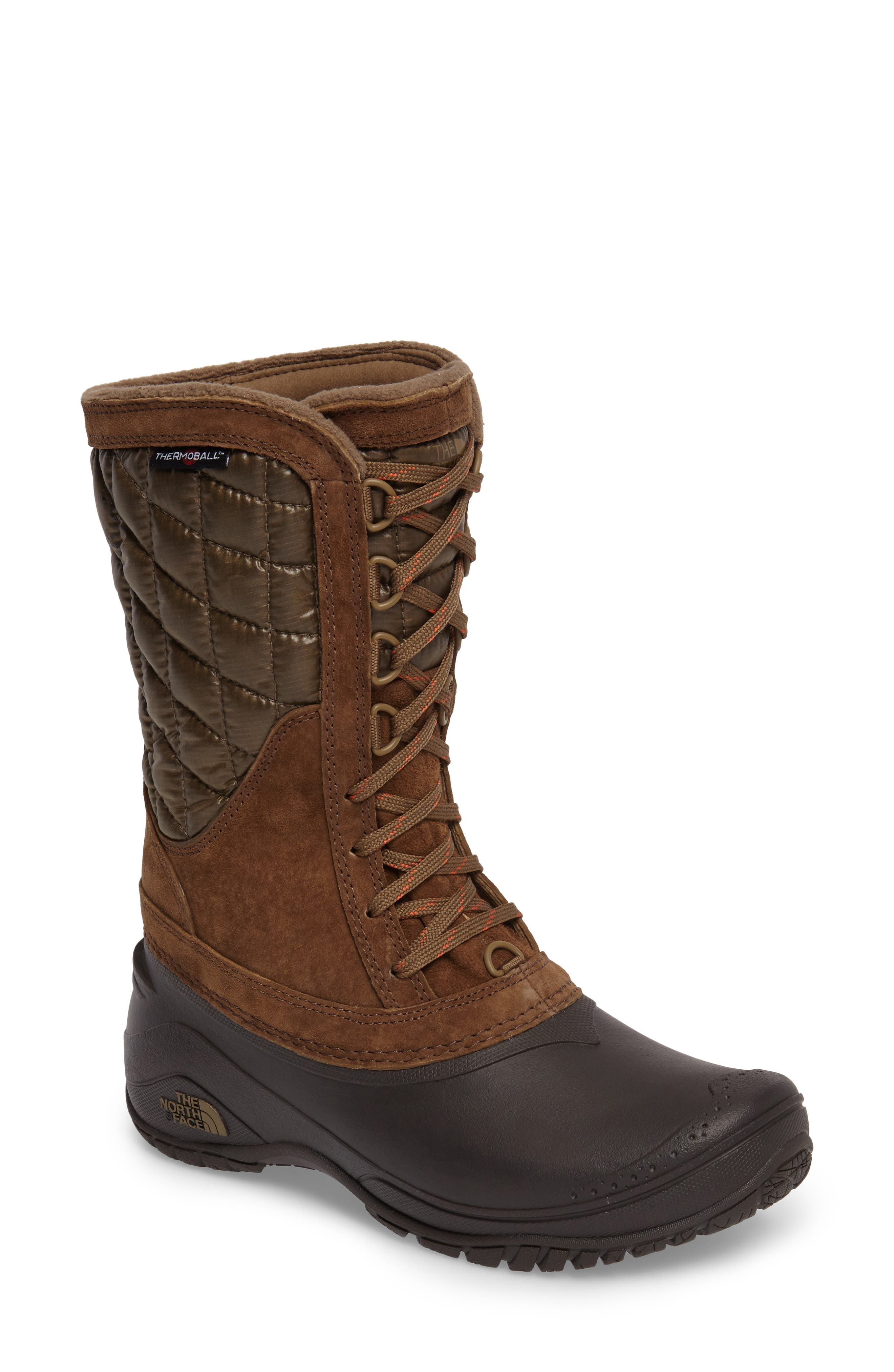 The North Face ThermoBall™ Utility Waterproof Boot (Women)