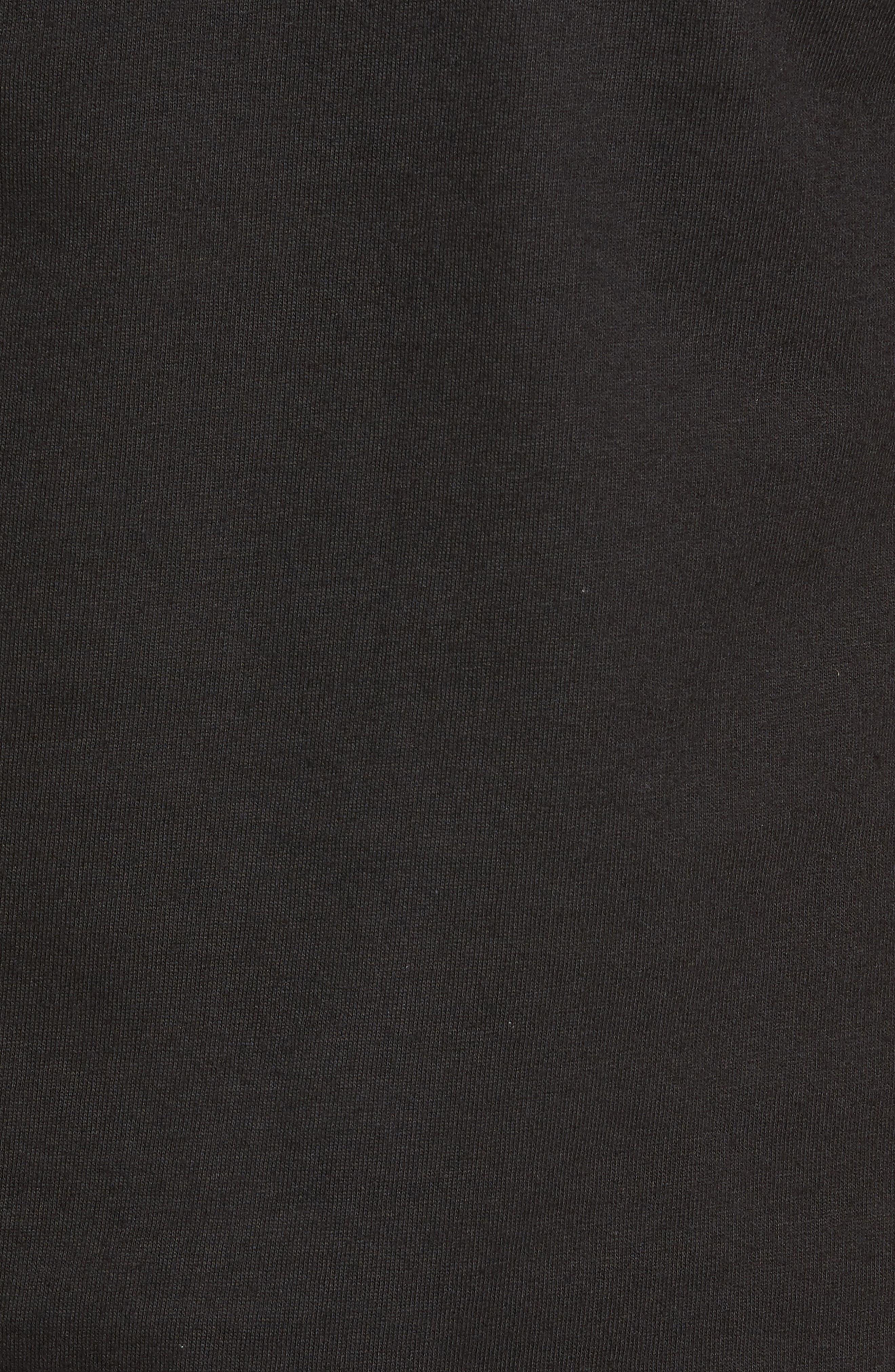 Metal Madness Graphic T-Shirt,                             Alternate thumbnail 5, color,                             Black