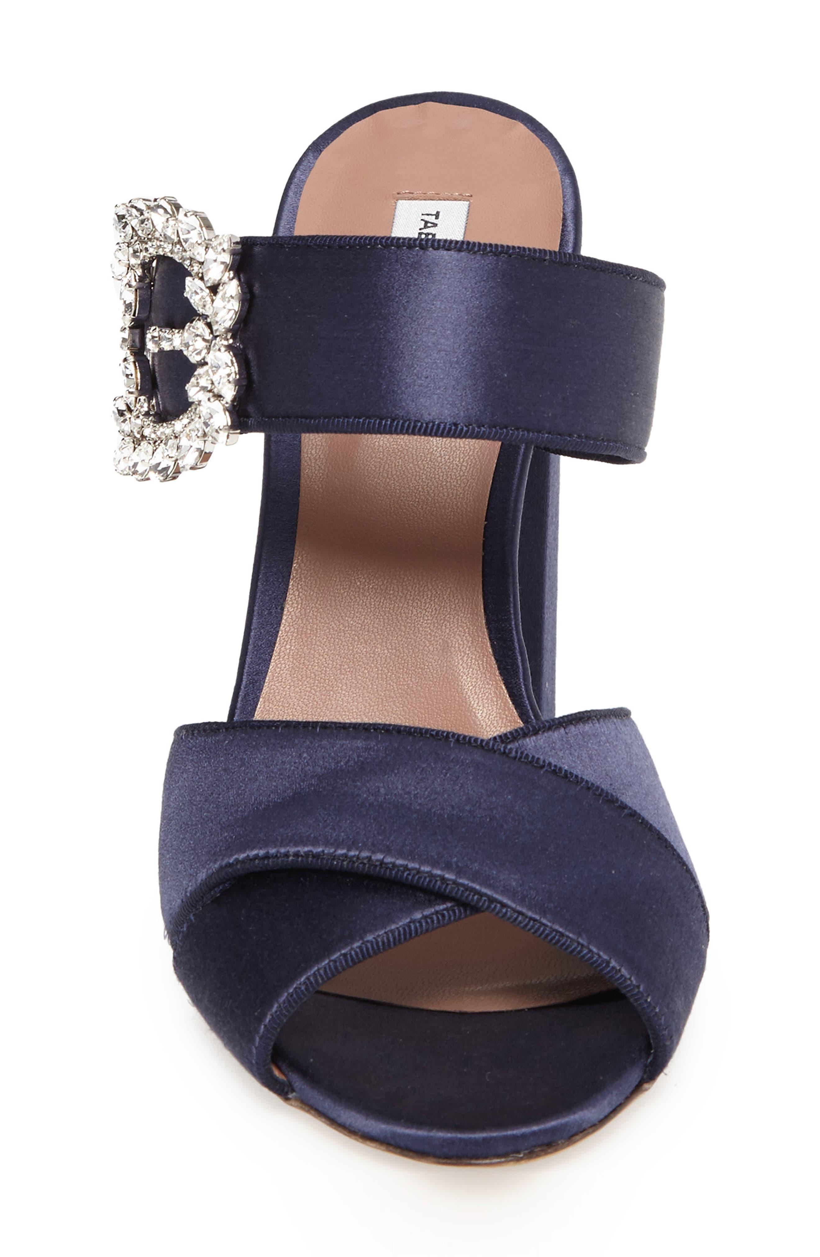 Alternate Image 4  - Tabitha Simmons Reyner Crystal Buckle Sandal (Women)