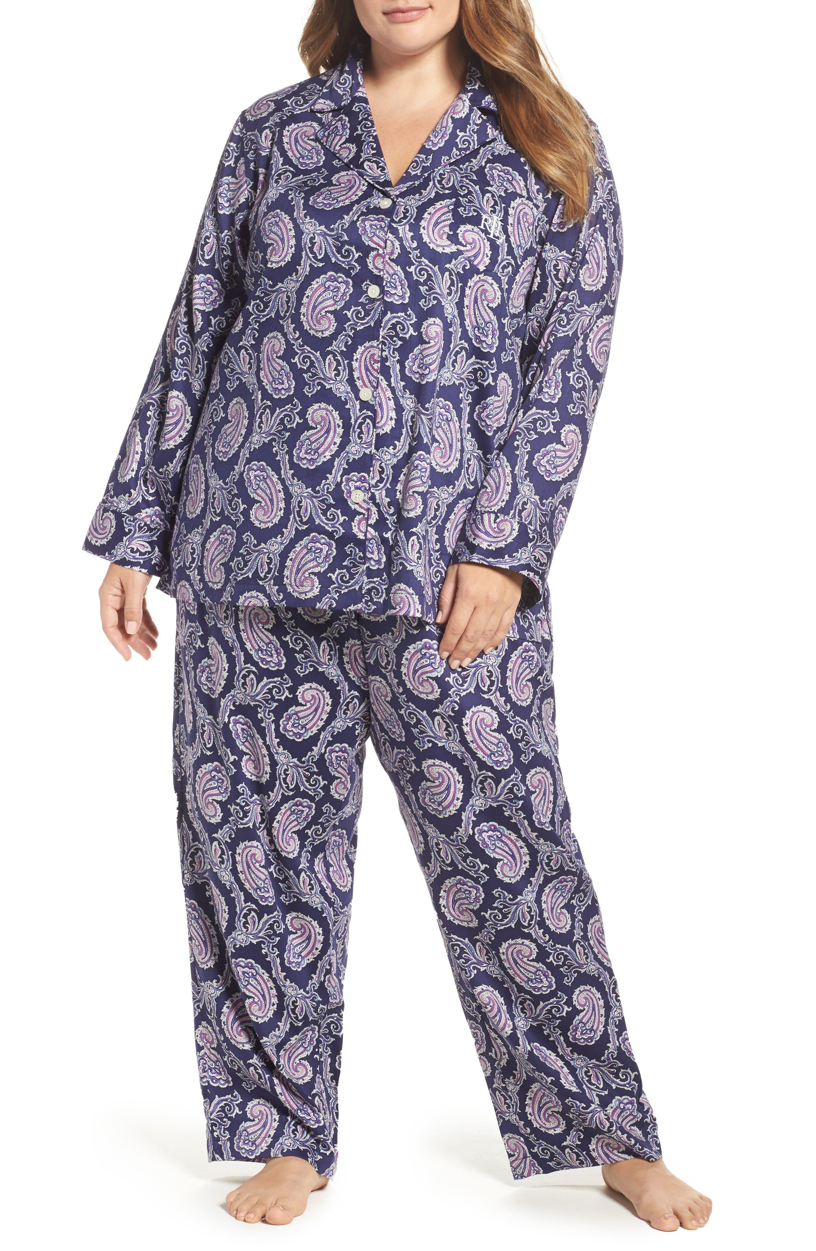 Lauren Ralph Lauren Pajamas (Plus Size)