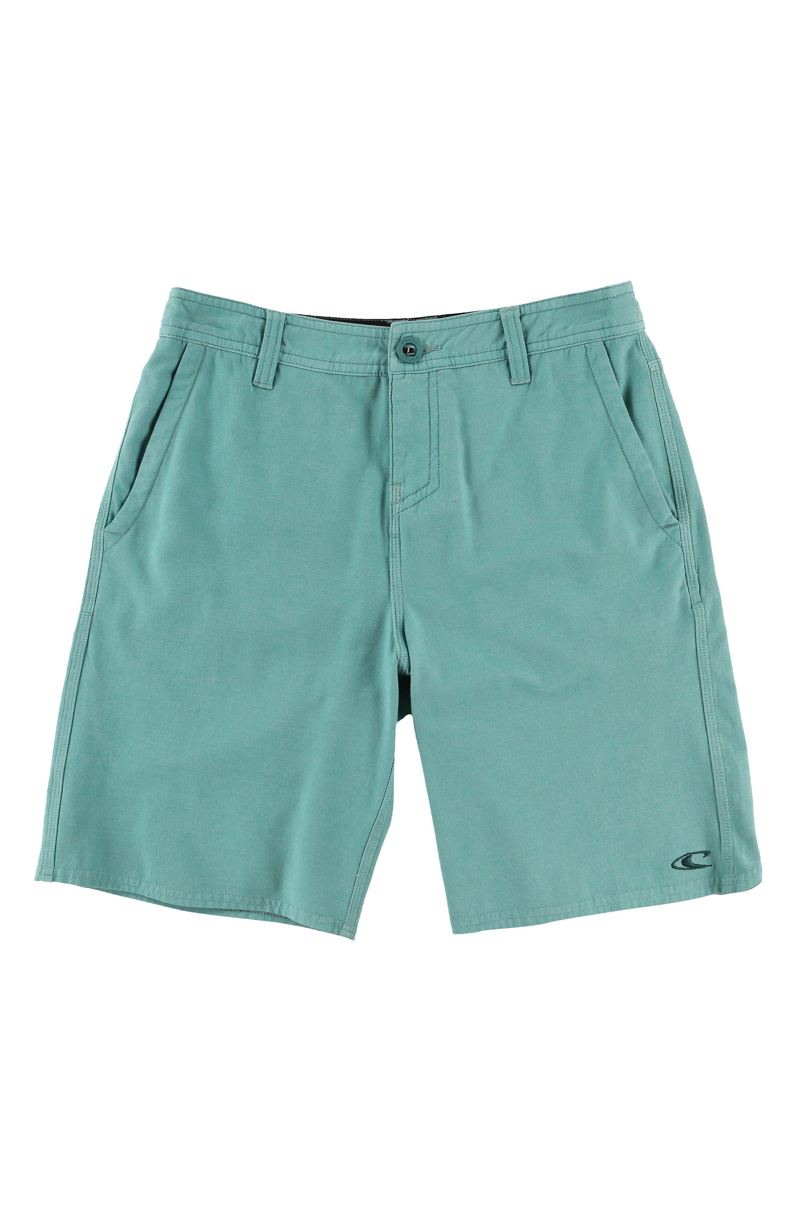 O'Neill Locked Overdye Hybrid Shorts (Big Boys)