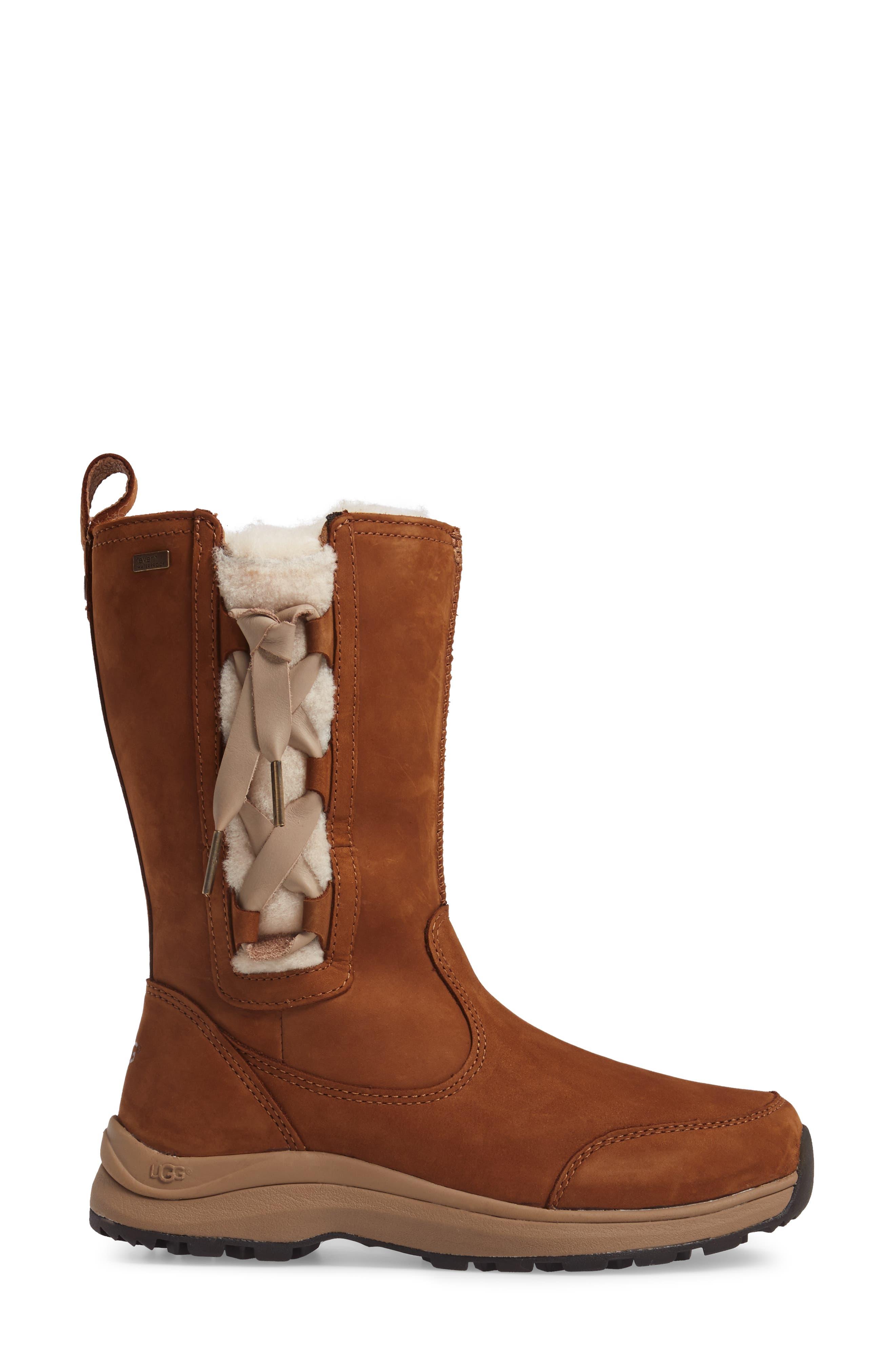 Alternate Image 3  - UGG® Suvi Waterproof Insulated Winter Boot (Women)