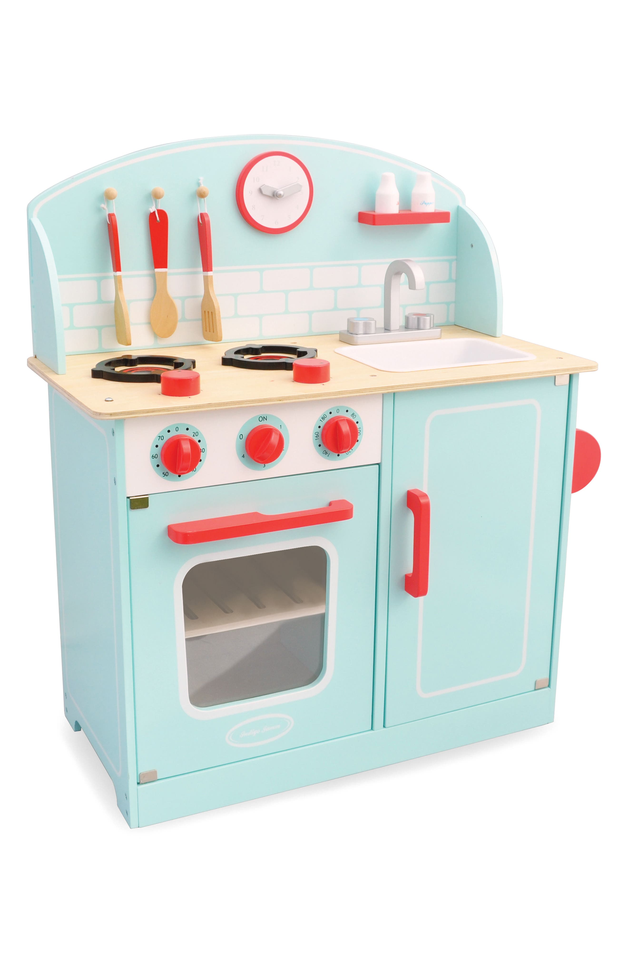Lynton Kitchen,                         Main,                         color, Blue