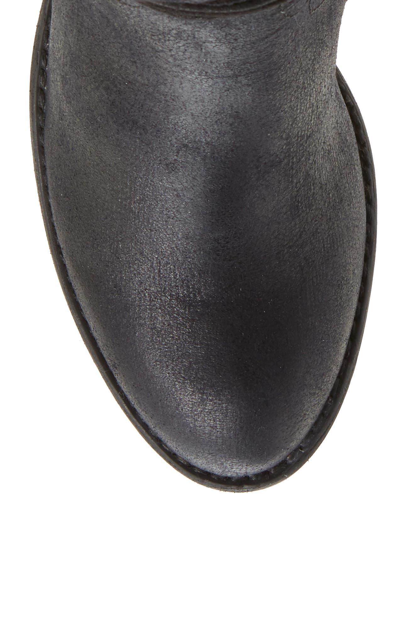 Alternate Image 5  - Very Volatile Marcel Corseted Knee High Boot (Women)