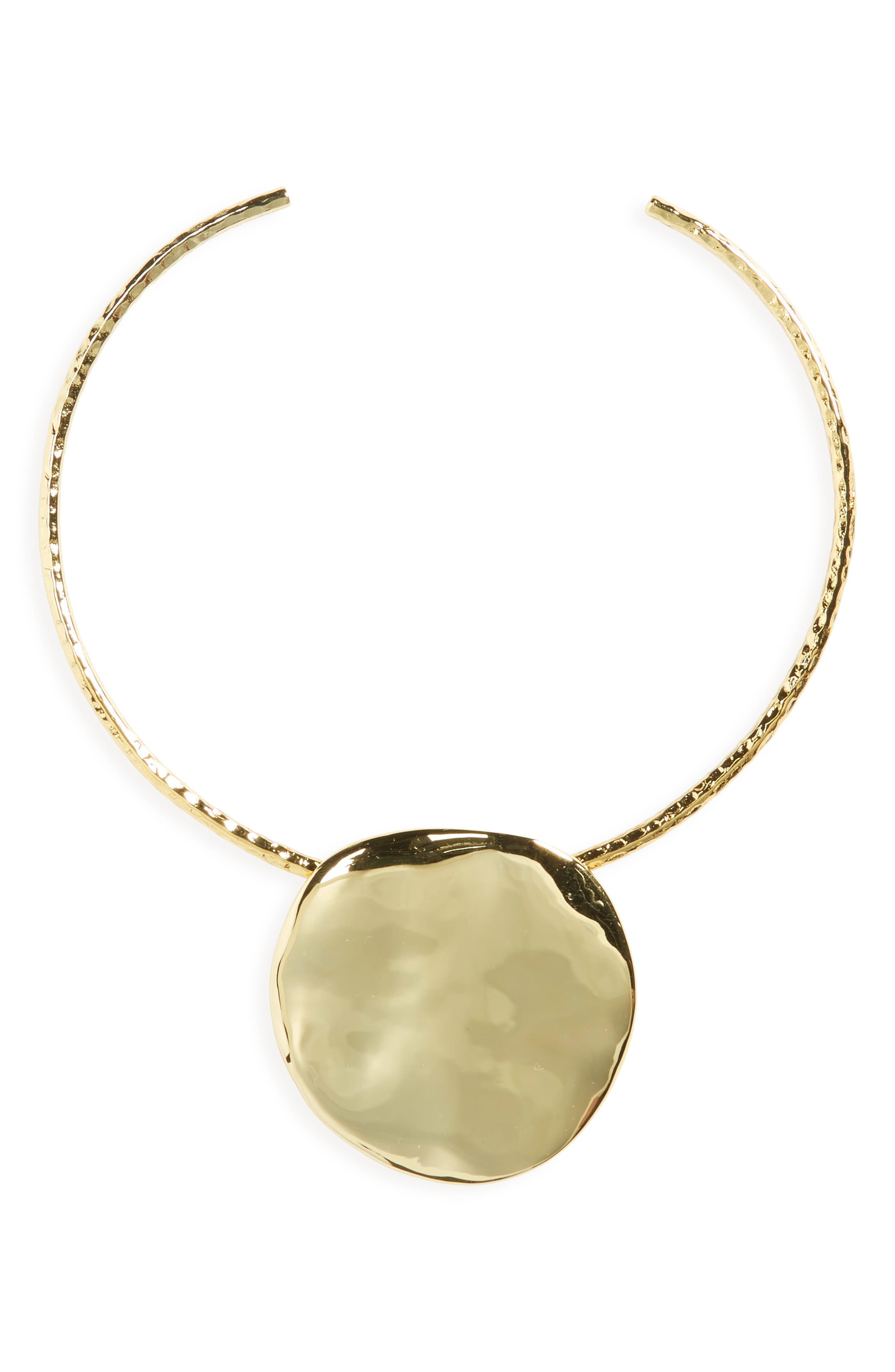 gorjana Chloe Pendant Collar Necklace