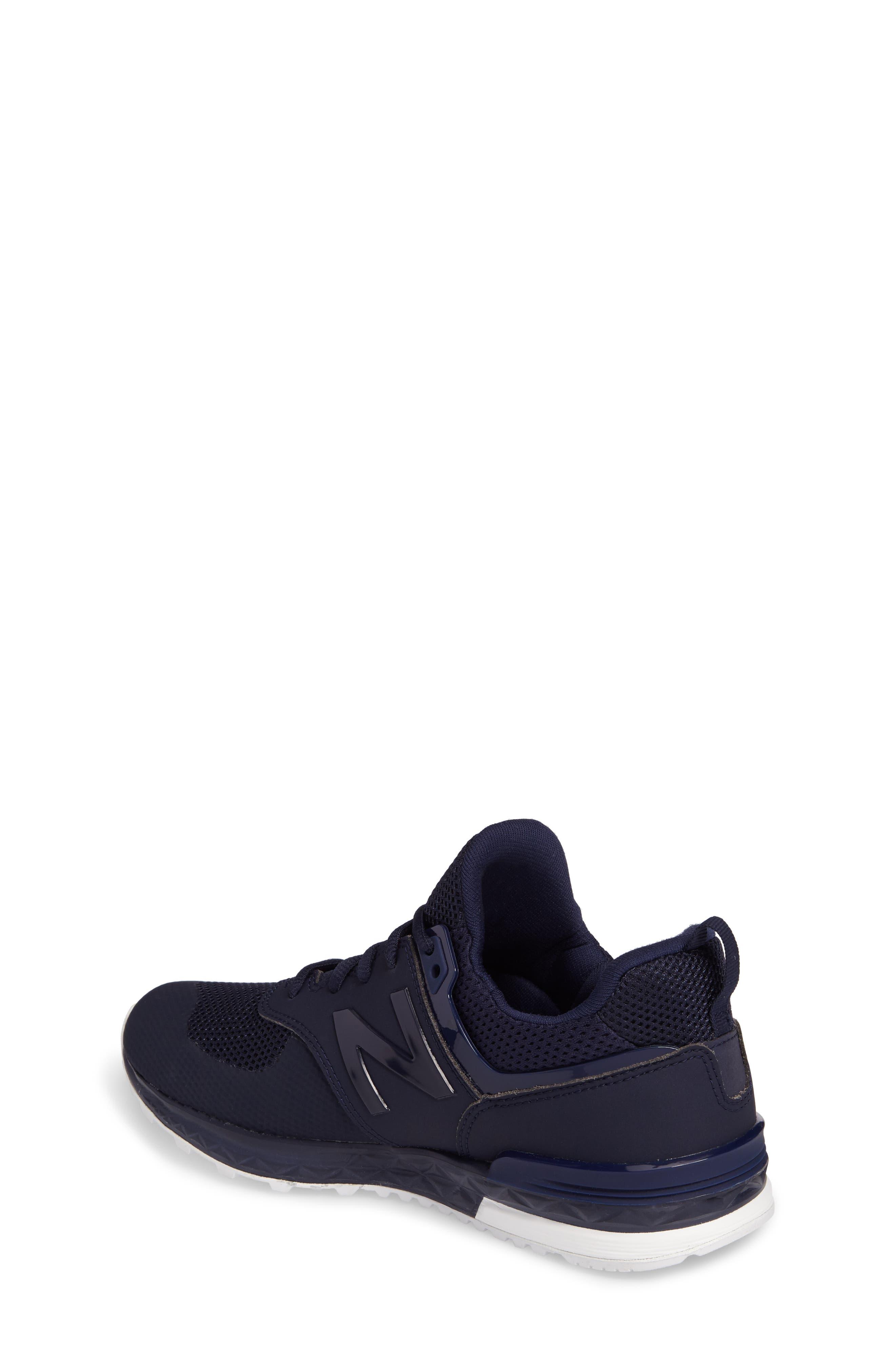 Alternate Image 2  - New Balance 574 Sport Sneaker (Baby, Walker, Toddler, Little Kid & Big Kid)