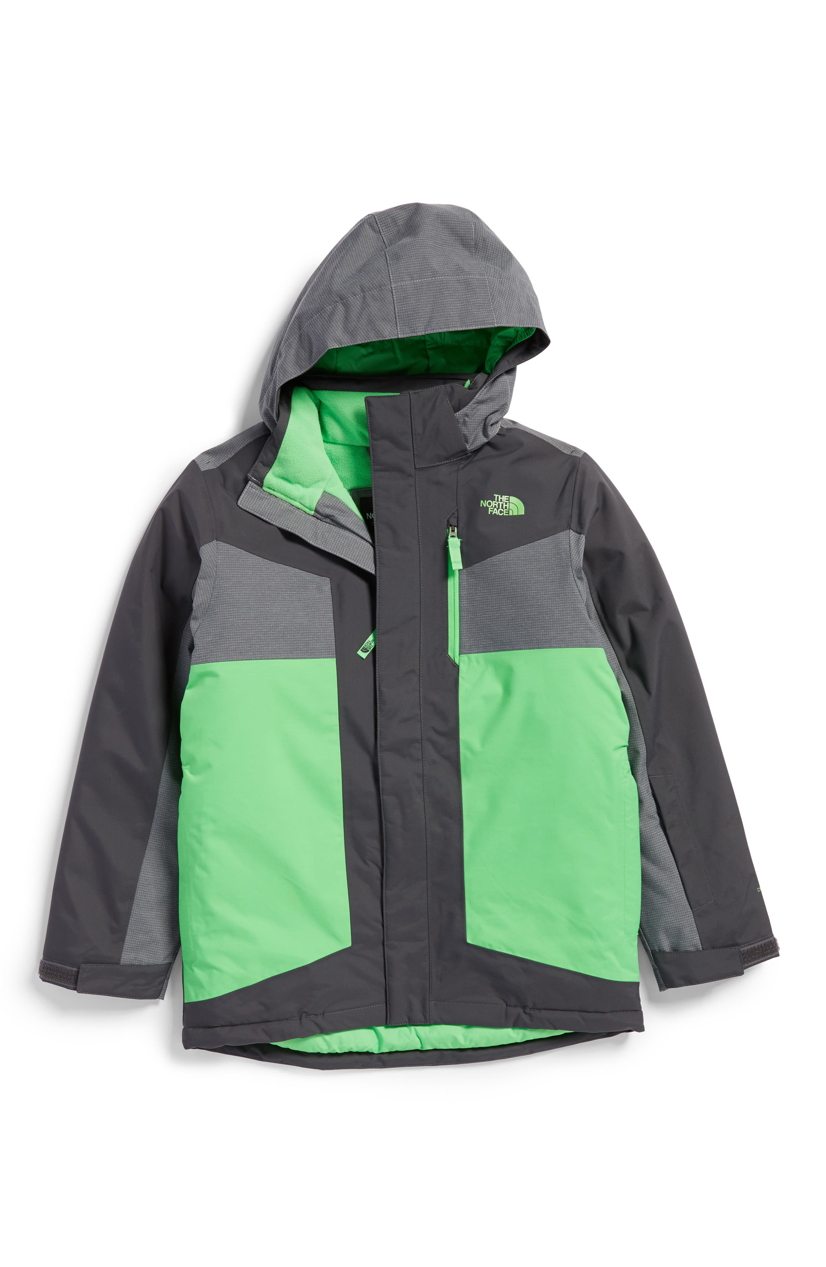 Alternate Image 1 Selected - The North Face Axel Heatseeker™ Insulated Jacket (Big Boys)