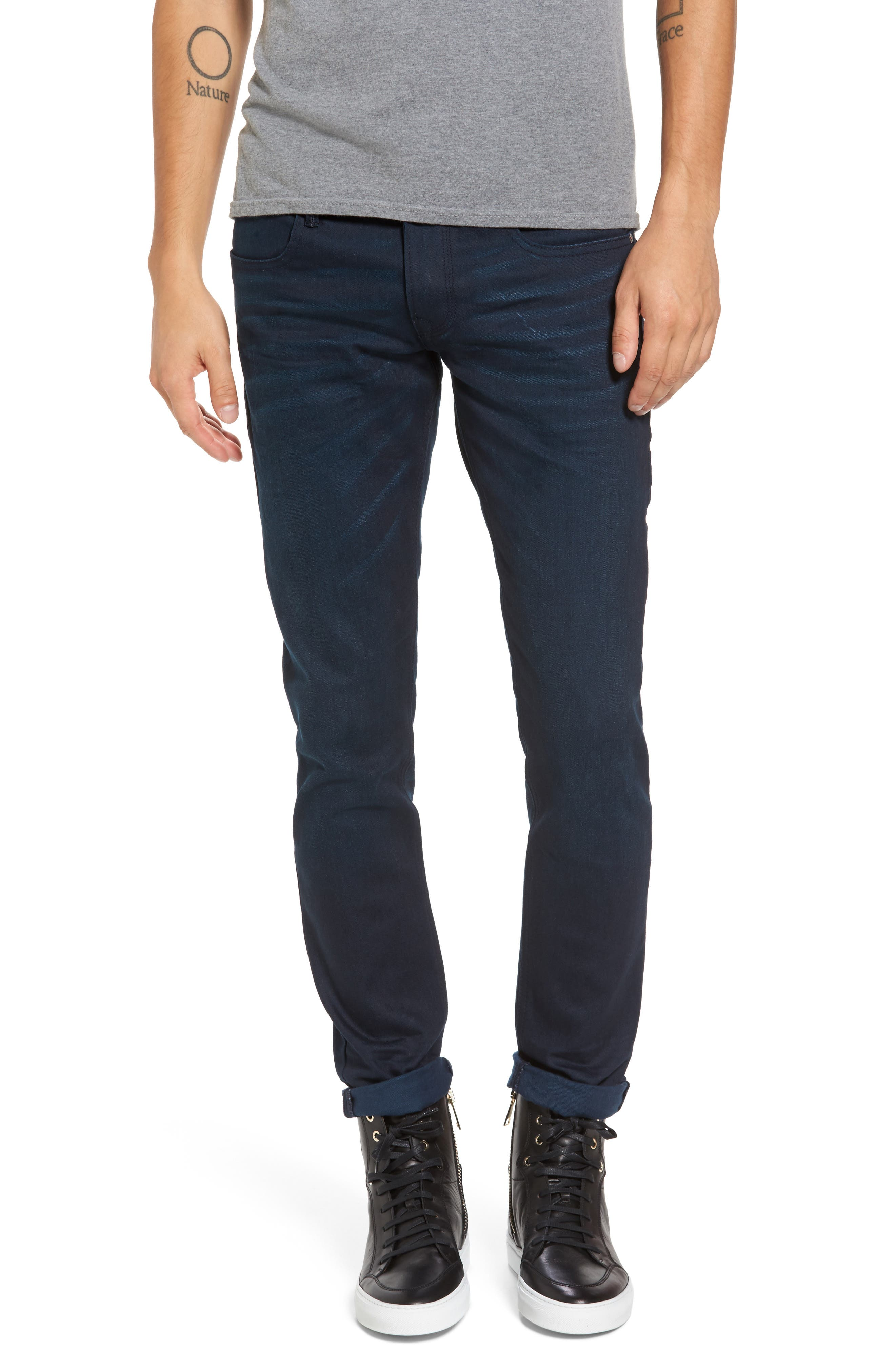 Scotch & Soda Tye Slim Fit Jeans (Cool & Dark)
