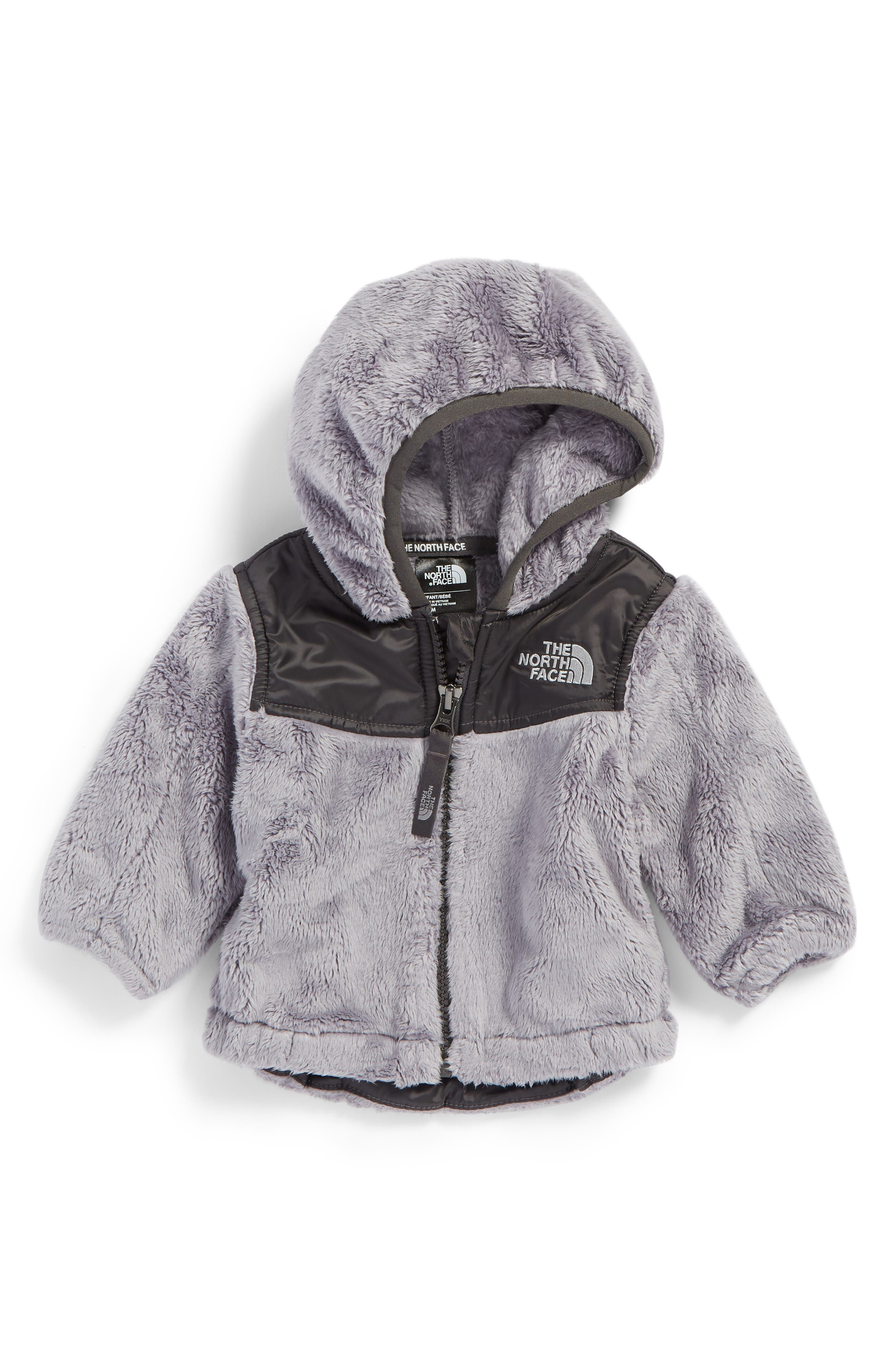 The North Face Oso Fleece Hooded Jacket (Baby Boys)