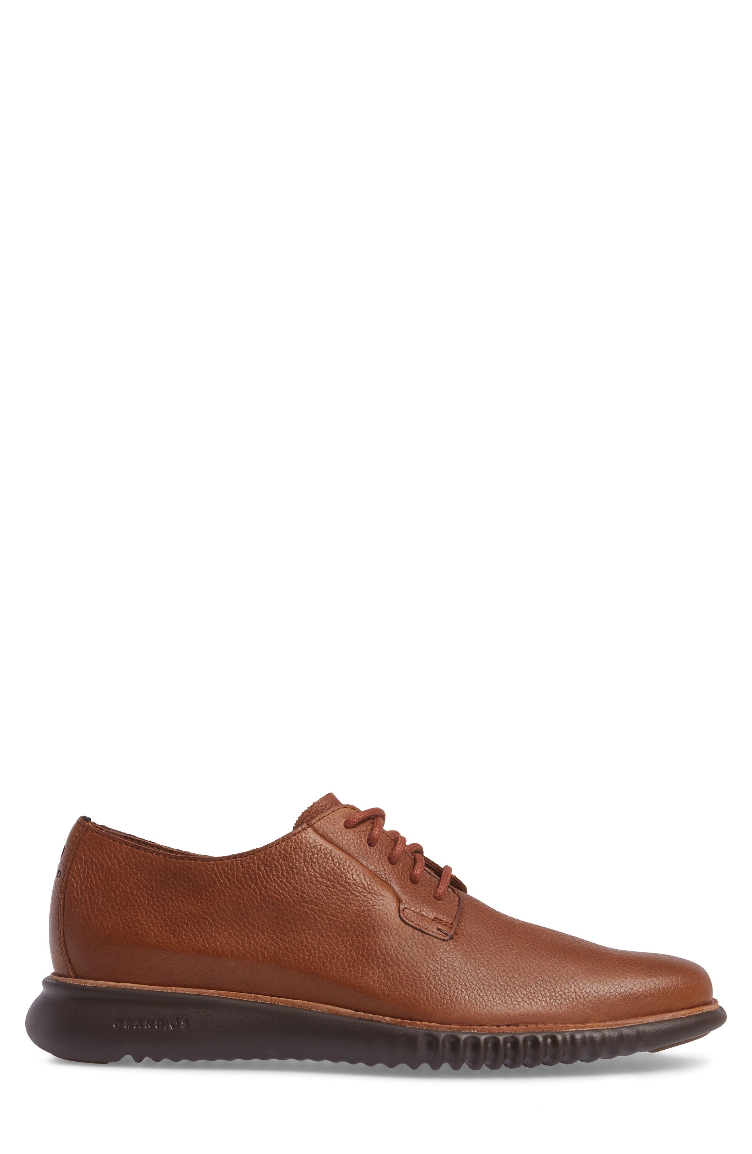 Alternate Image 3  - Cole Haan 2.ZeroGrand Plain Toe Derby (Men)