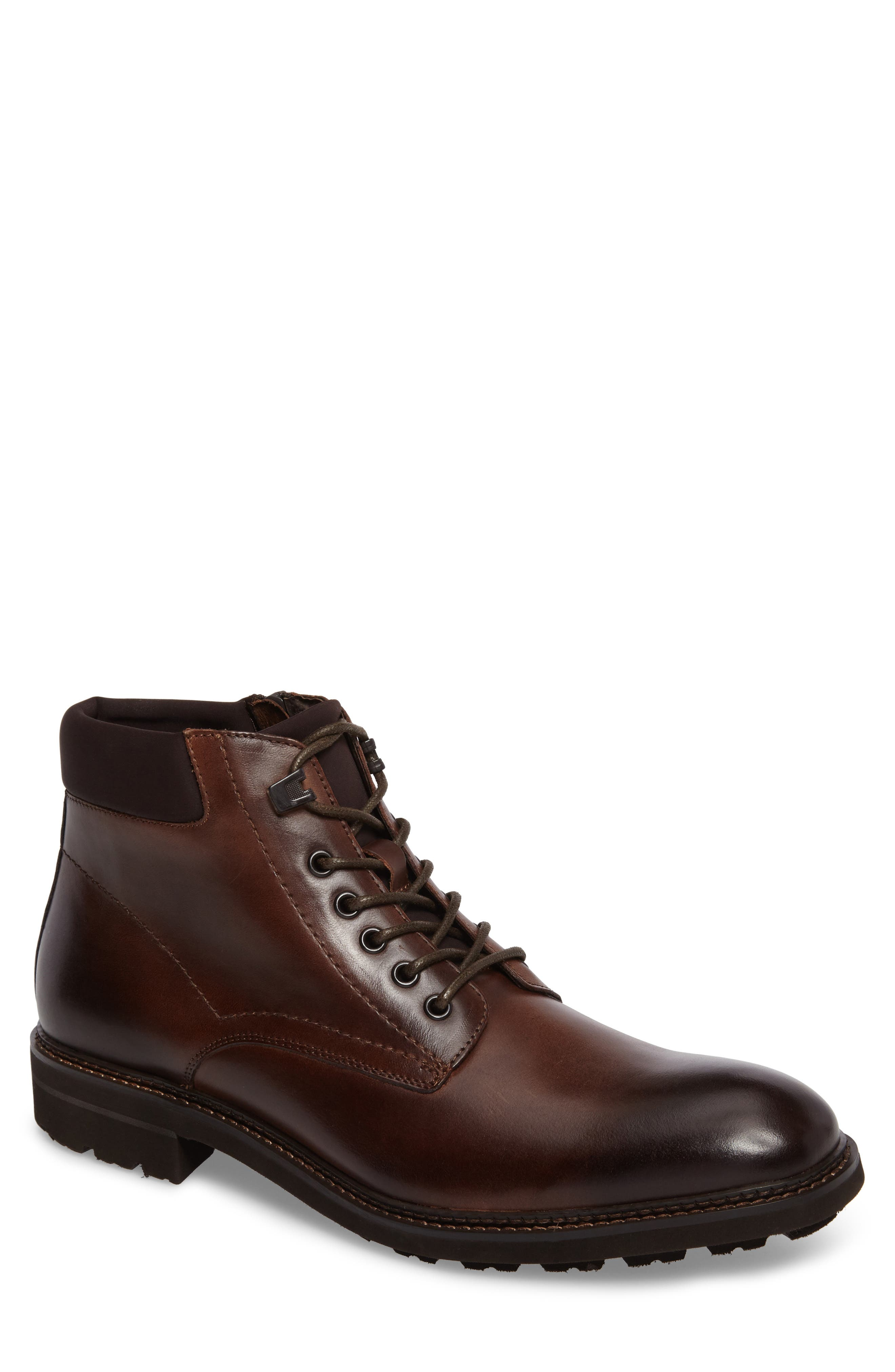 Kenneth Cole New York Plain Toe Boot (Men)