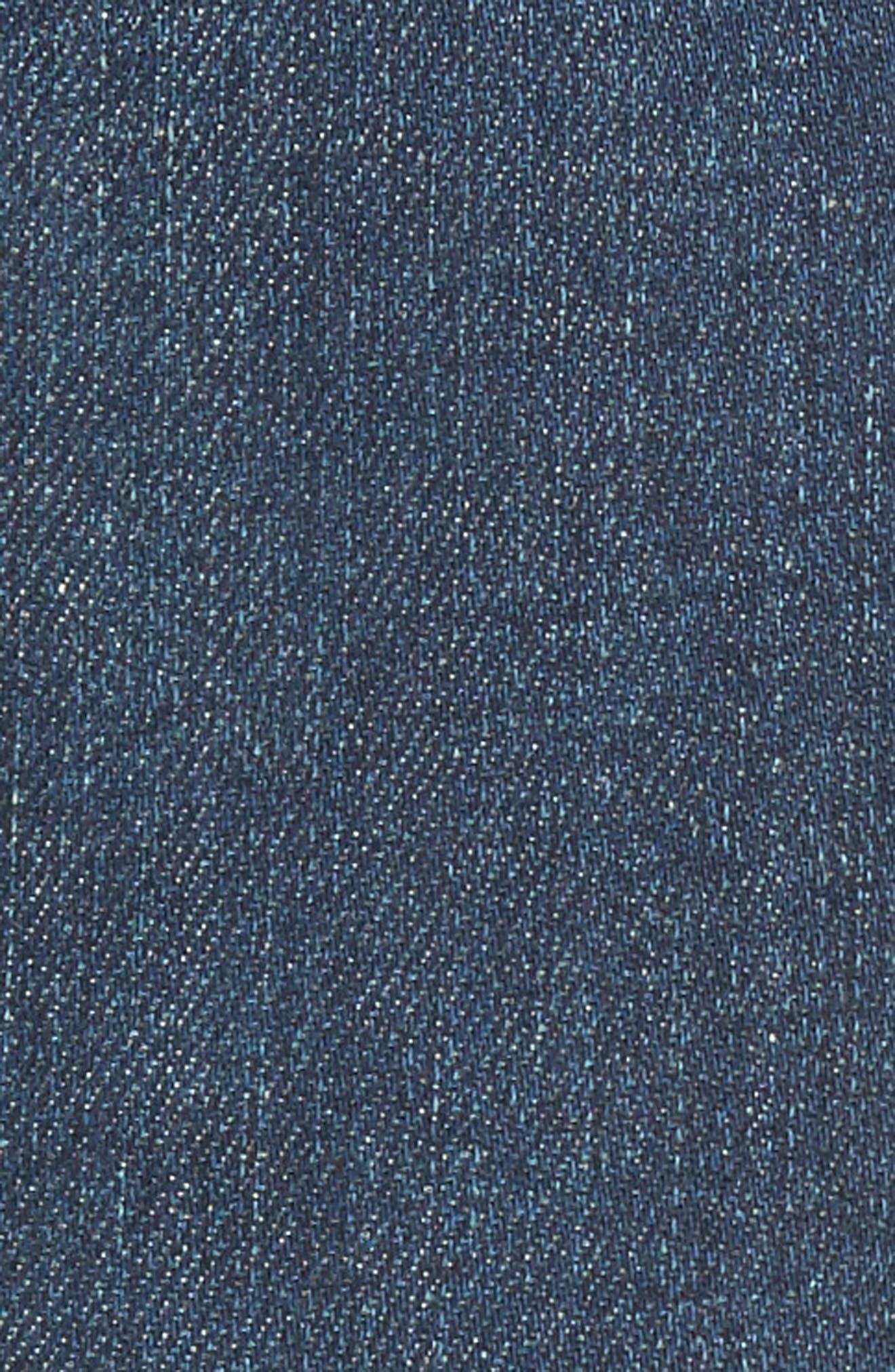 Alternate Image 5  - AG Mila High Rise Skinny Jeans (06 Years Songbird)