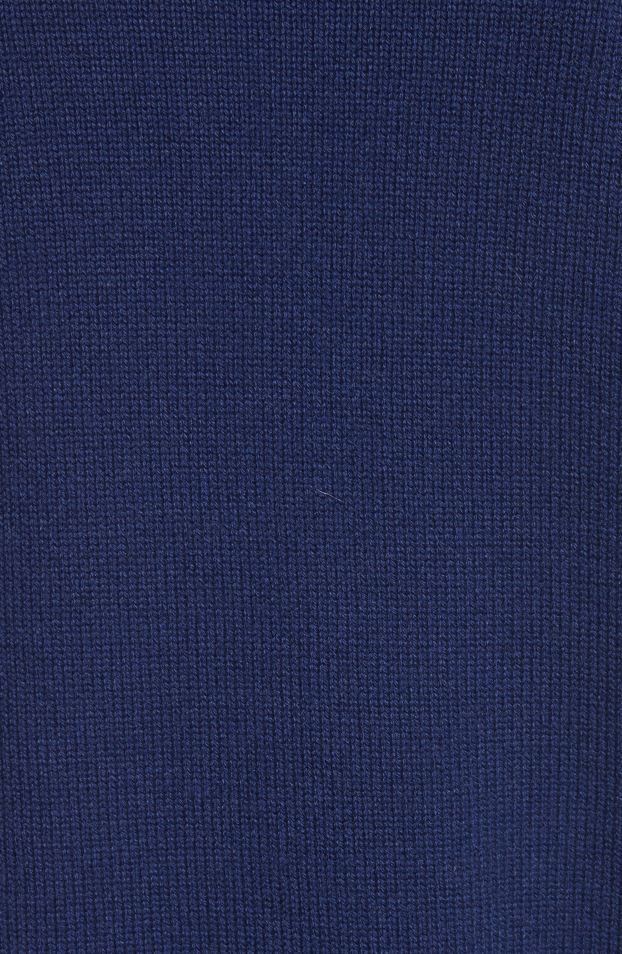 Alternate Image 5  - Michael Kors Asymmetrical Cashmere Pullover