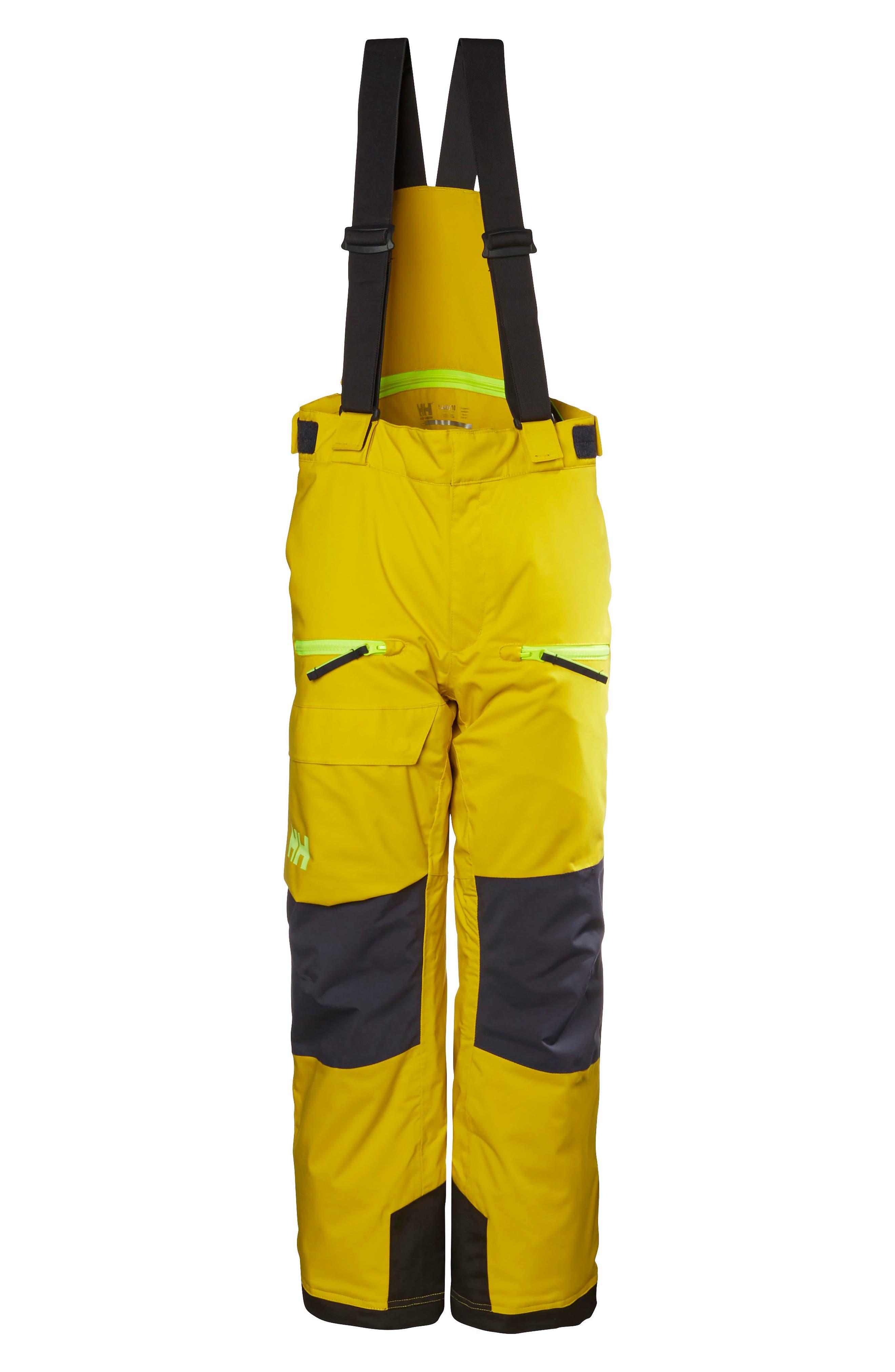Helly Hansen Jr. Powder Waterproof Ski Pants (Big Boys)