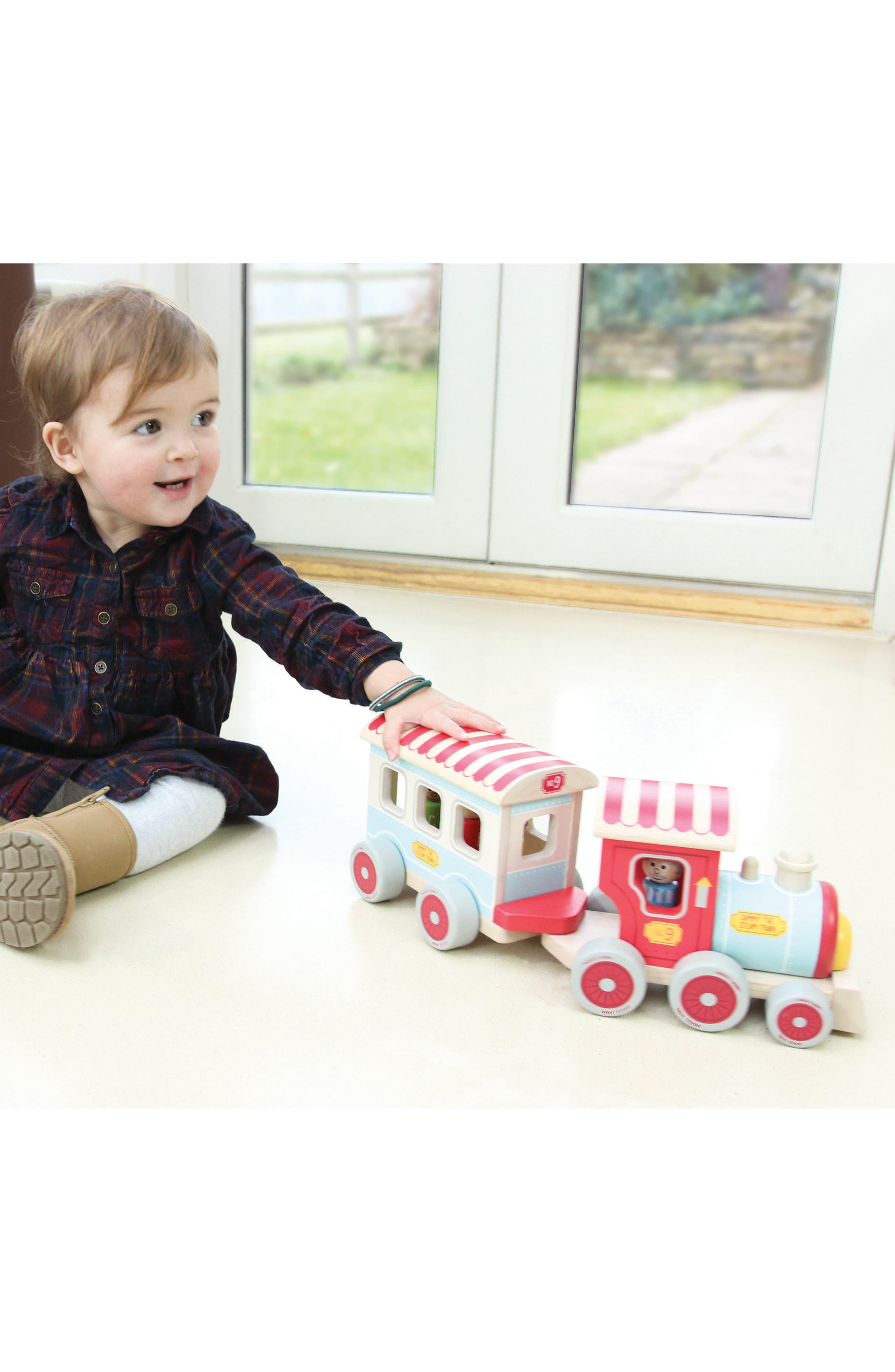 Alternate Image 5  - Indigo Jamm Wooden Train Toy